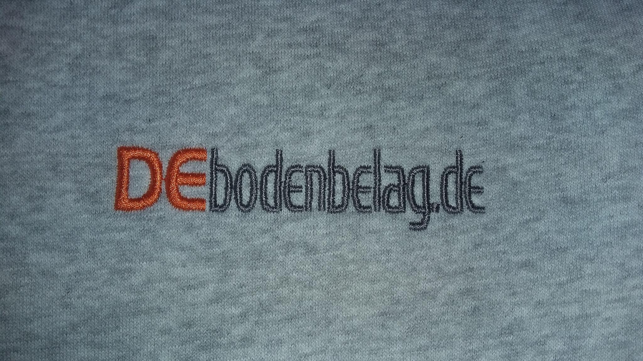 Sweatshirt Bruststick 2-farbig