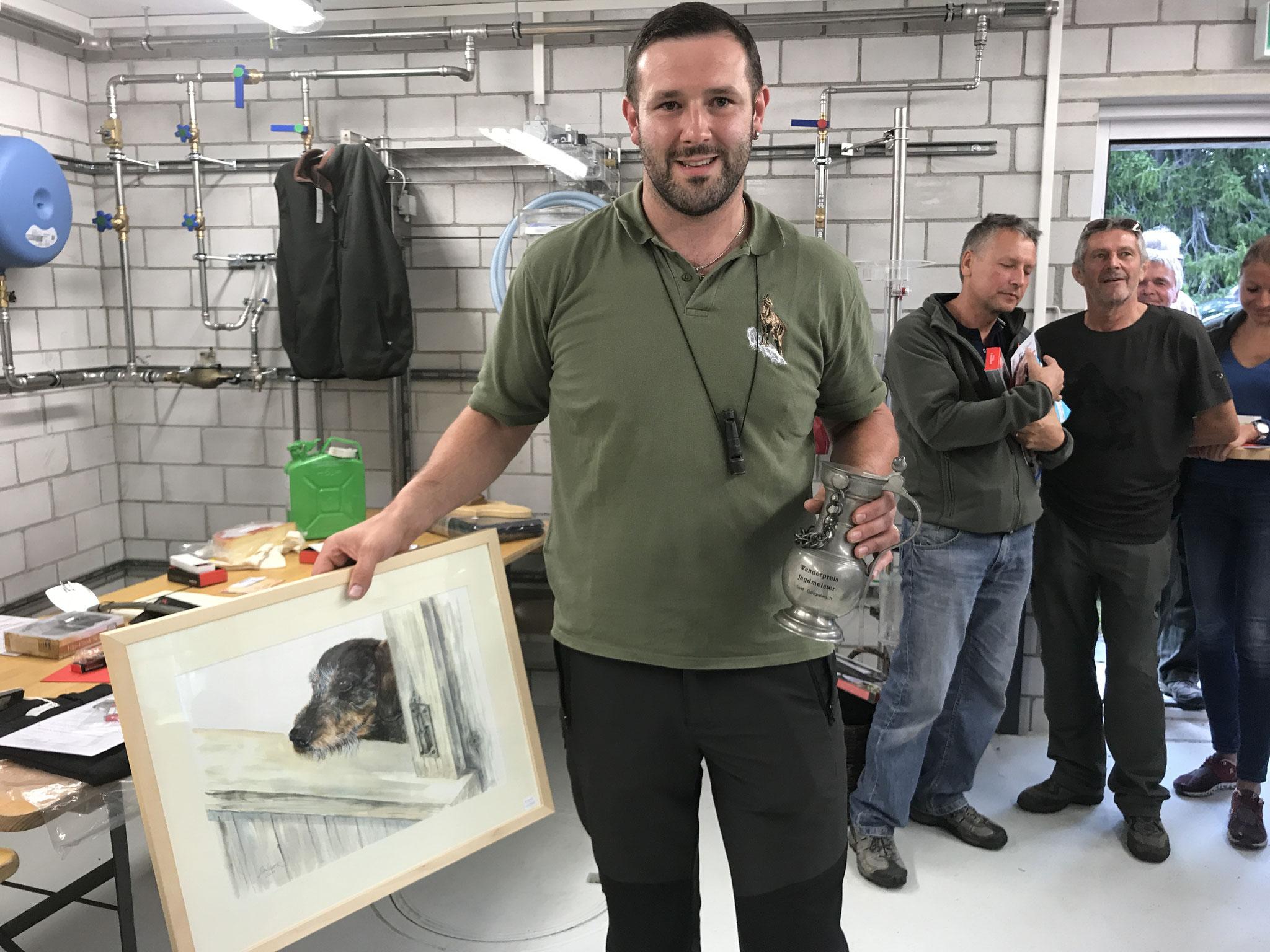 Jagdmeister 2017 Pascal Hirt