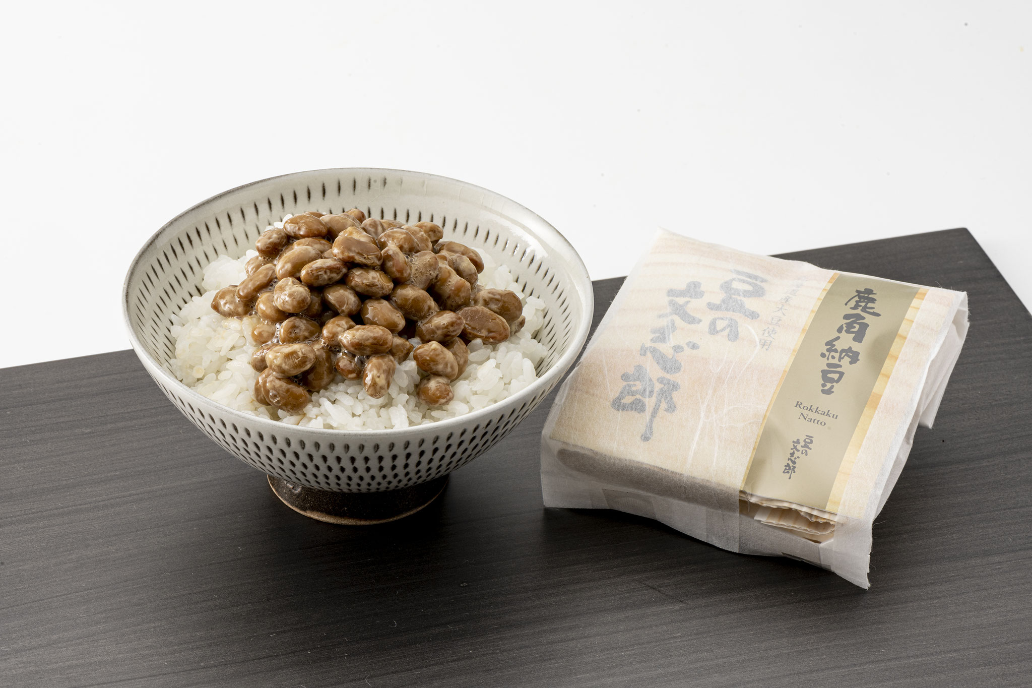 文志郎の鹿角納豆<道南平塚食品(株)>