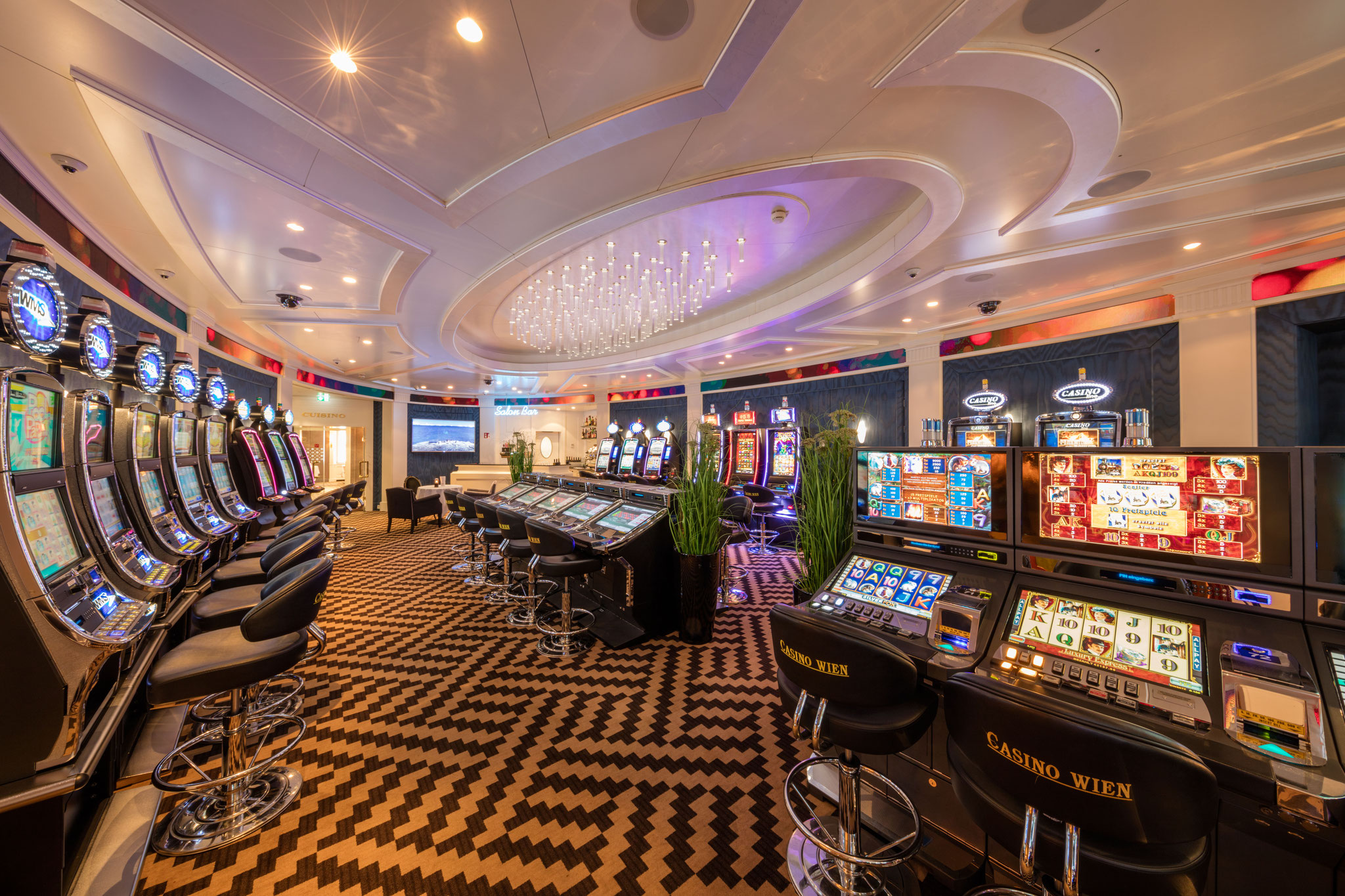 Casino Vienna, Axminster Teppich