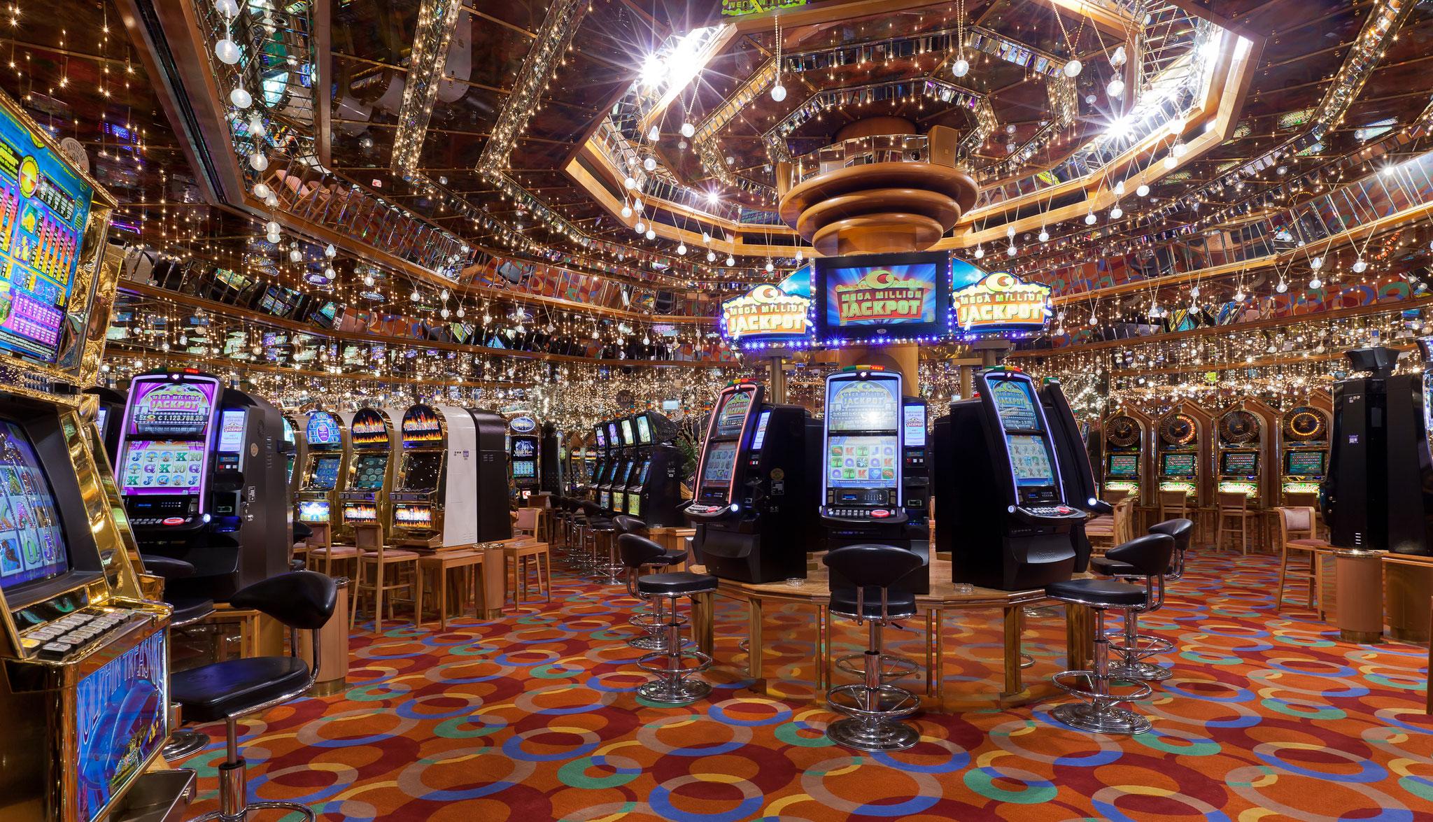 Casino Velden, Axminster Teppich