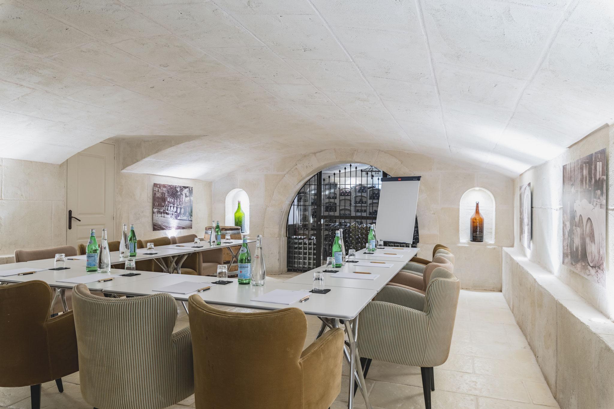 Les espaces de réunion du Hameau des Baux