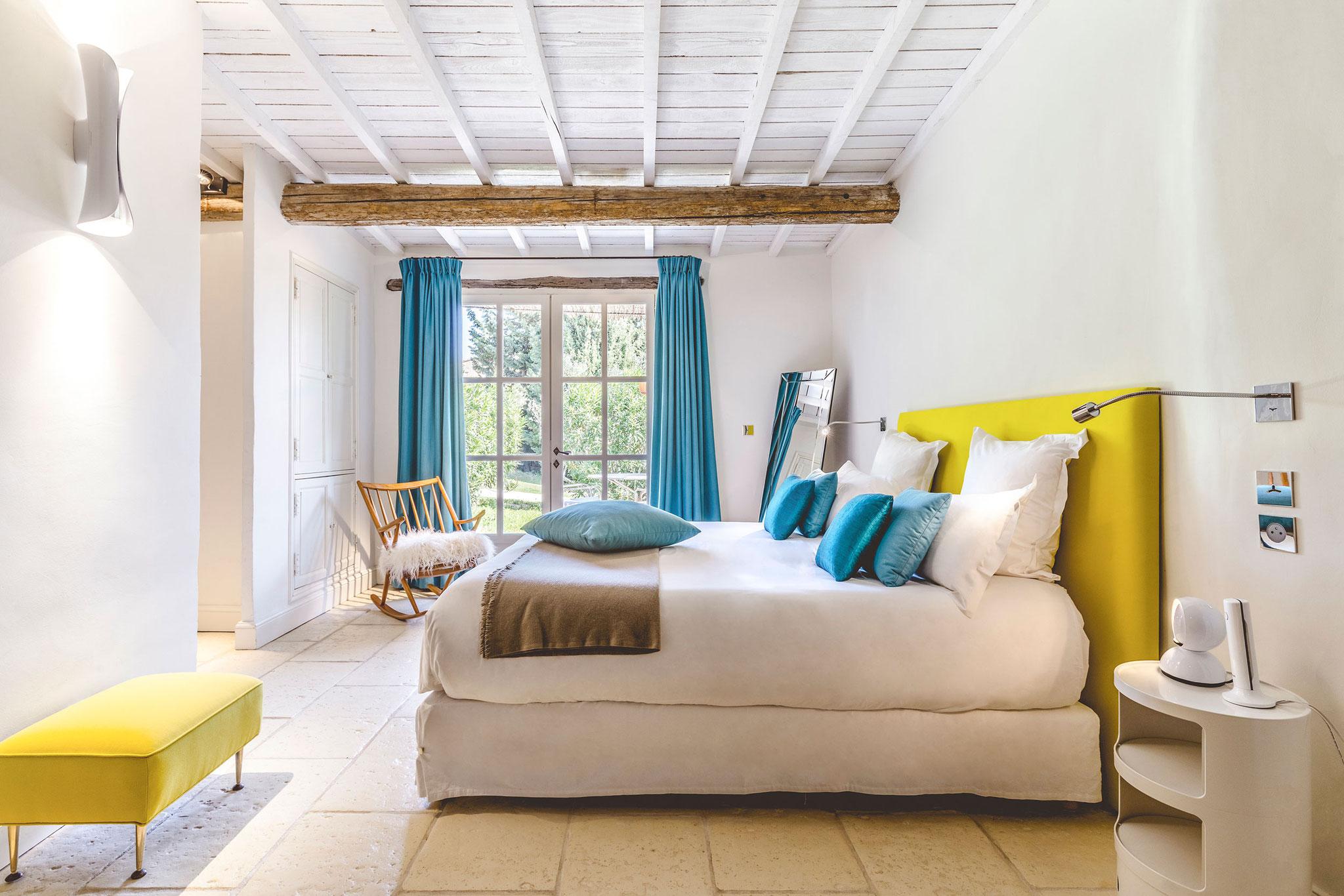 Le Patio, Chambre Deluxe Terrasse