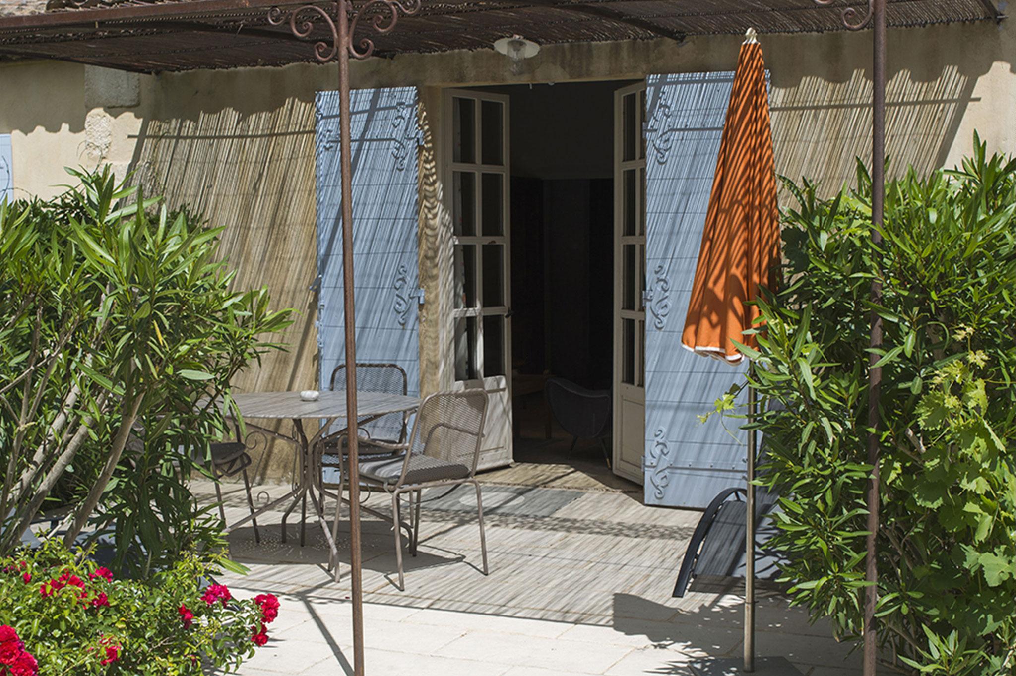 La Cabrière, Chambre Deluxe Terrasse