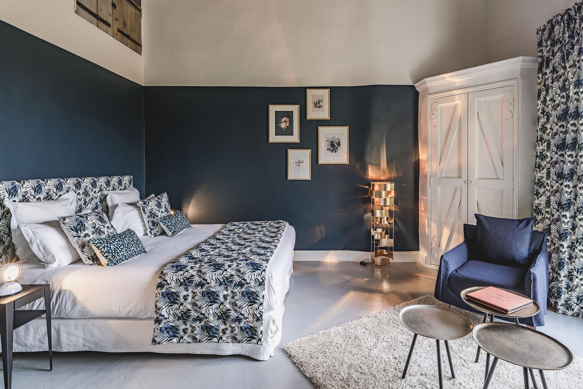La Calade, Chambre Deluxe Terrasse