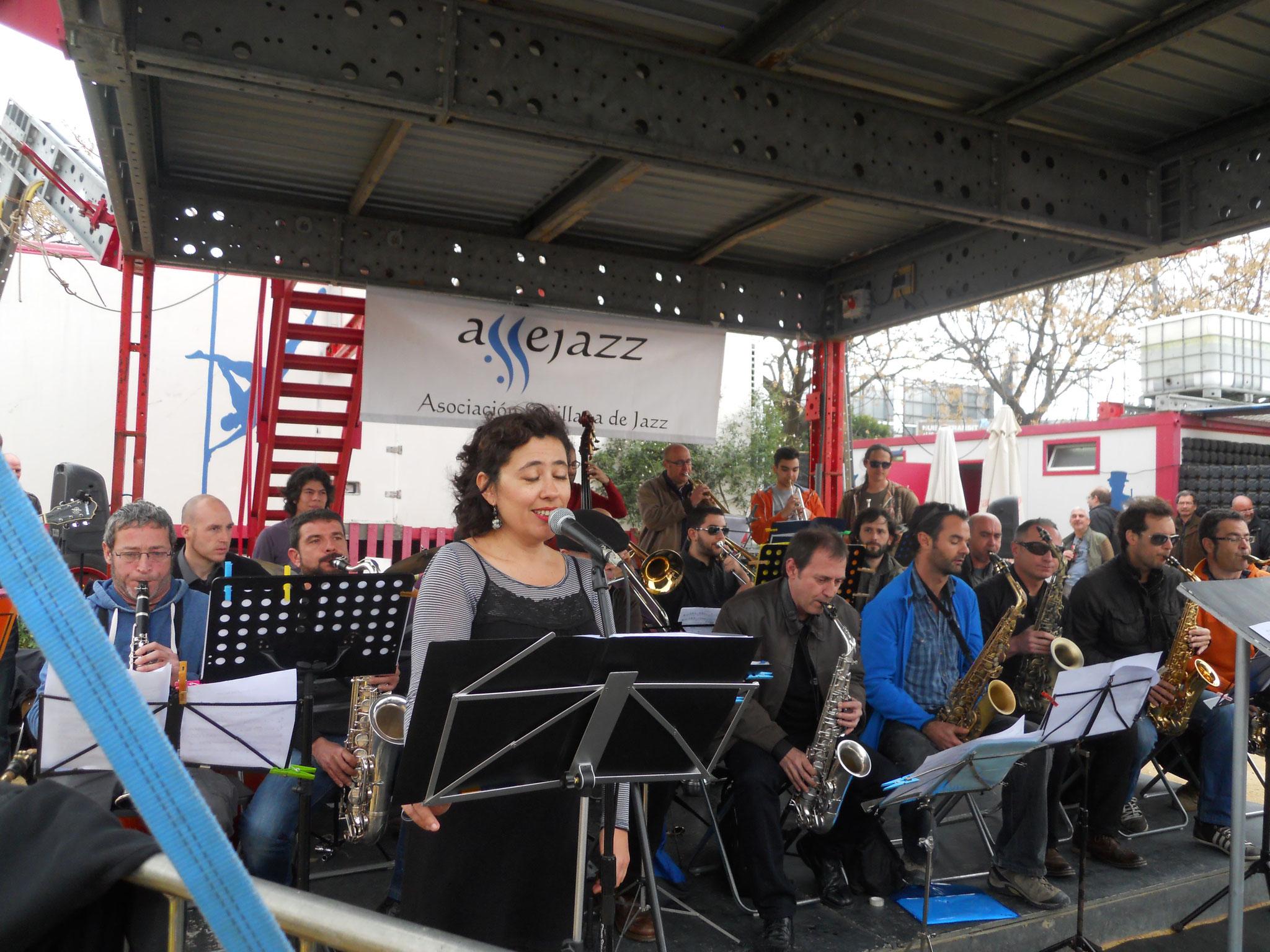 Assejazz Big Band. 2014.