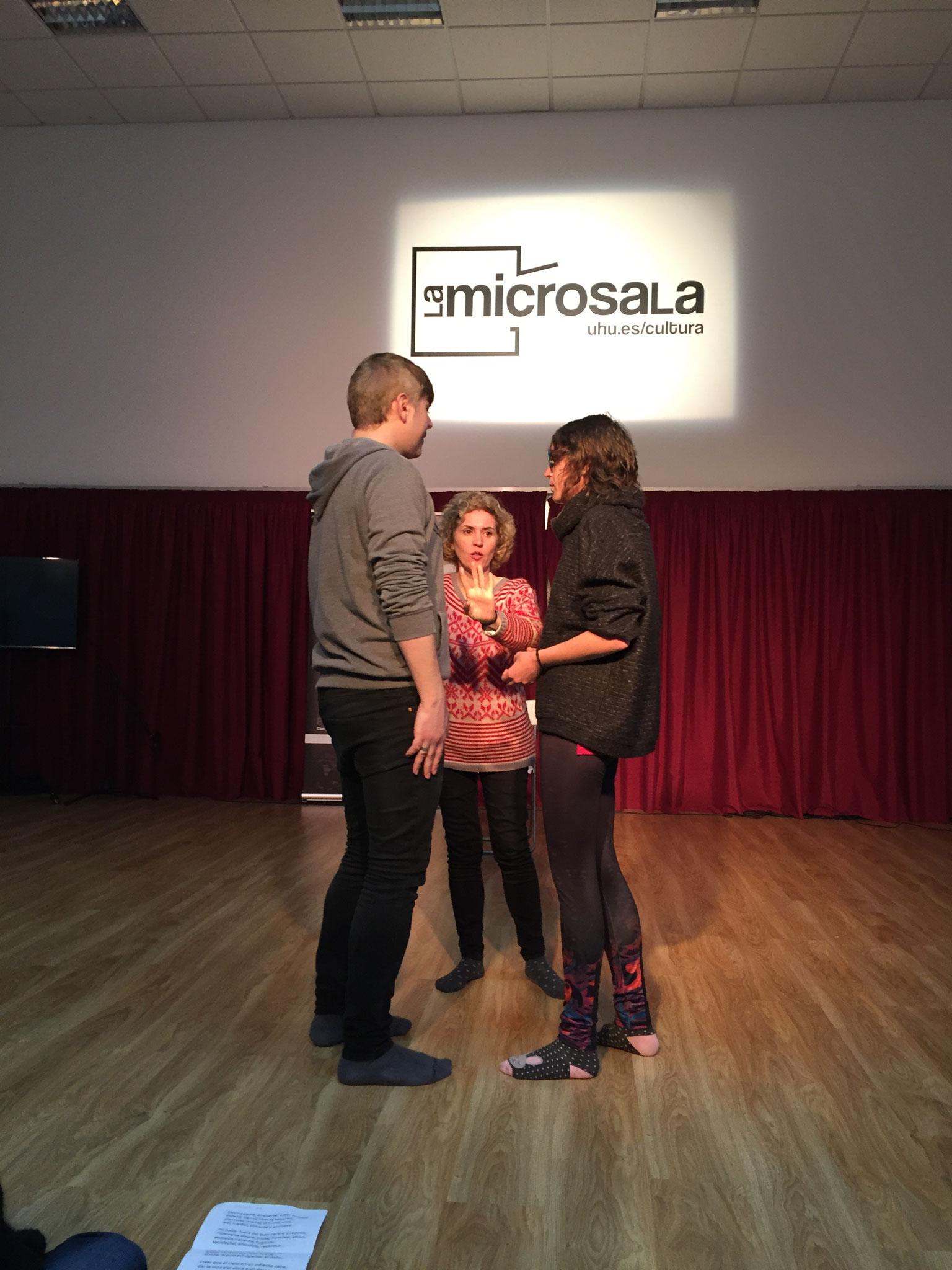 EL ACTOR Y LA PALABRA con EVA RODRIGUEZ 30-ENE-2017