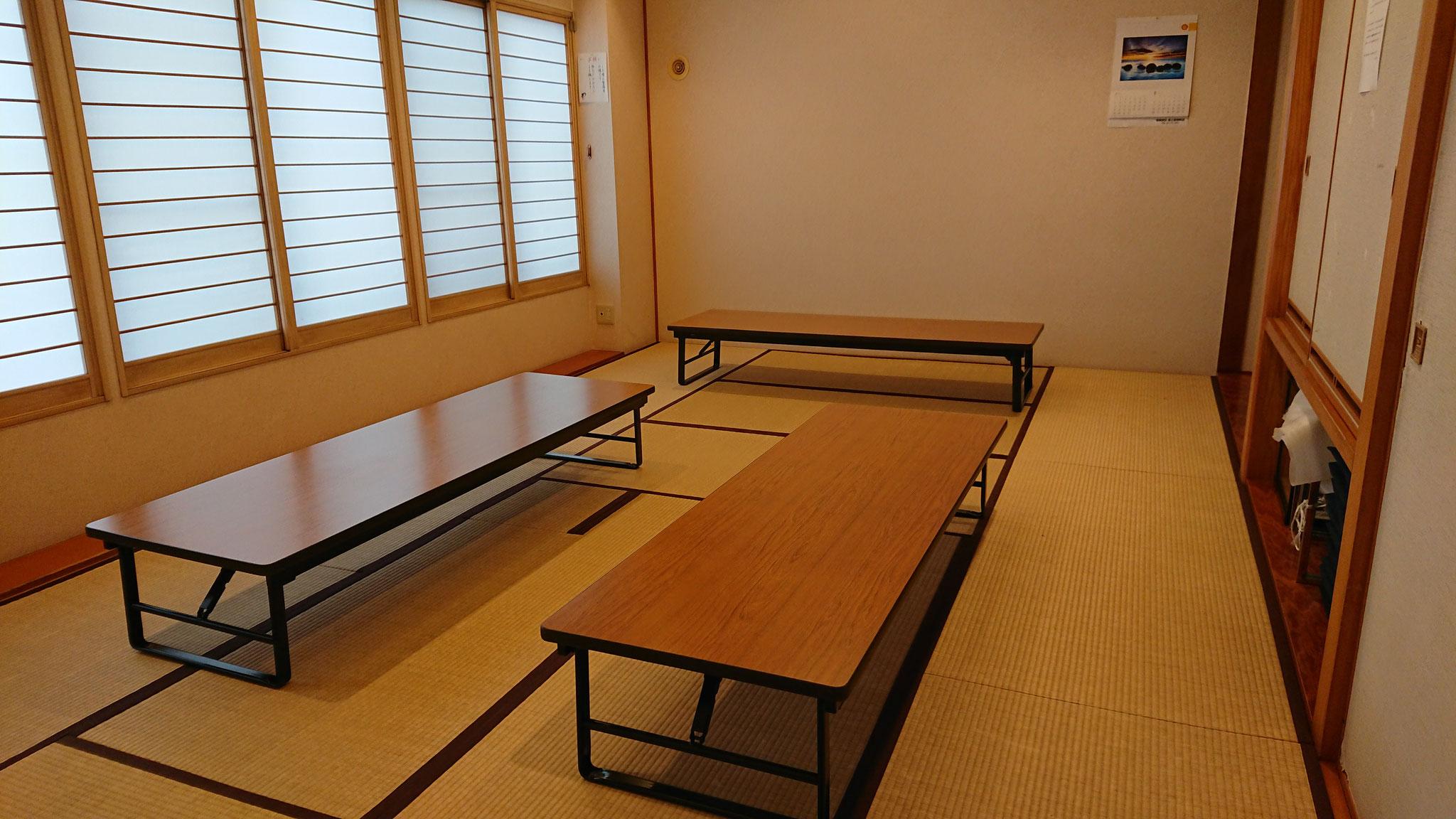 和室B はくつろぎの畳の部屋