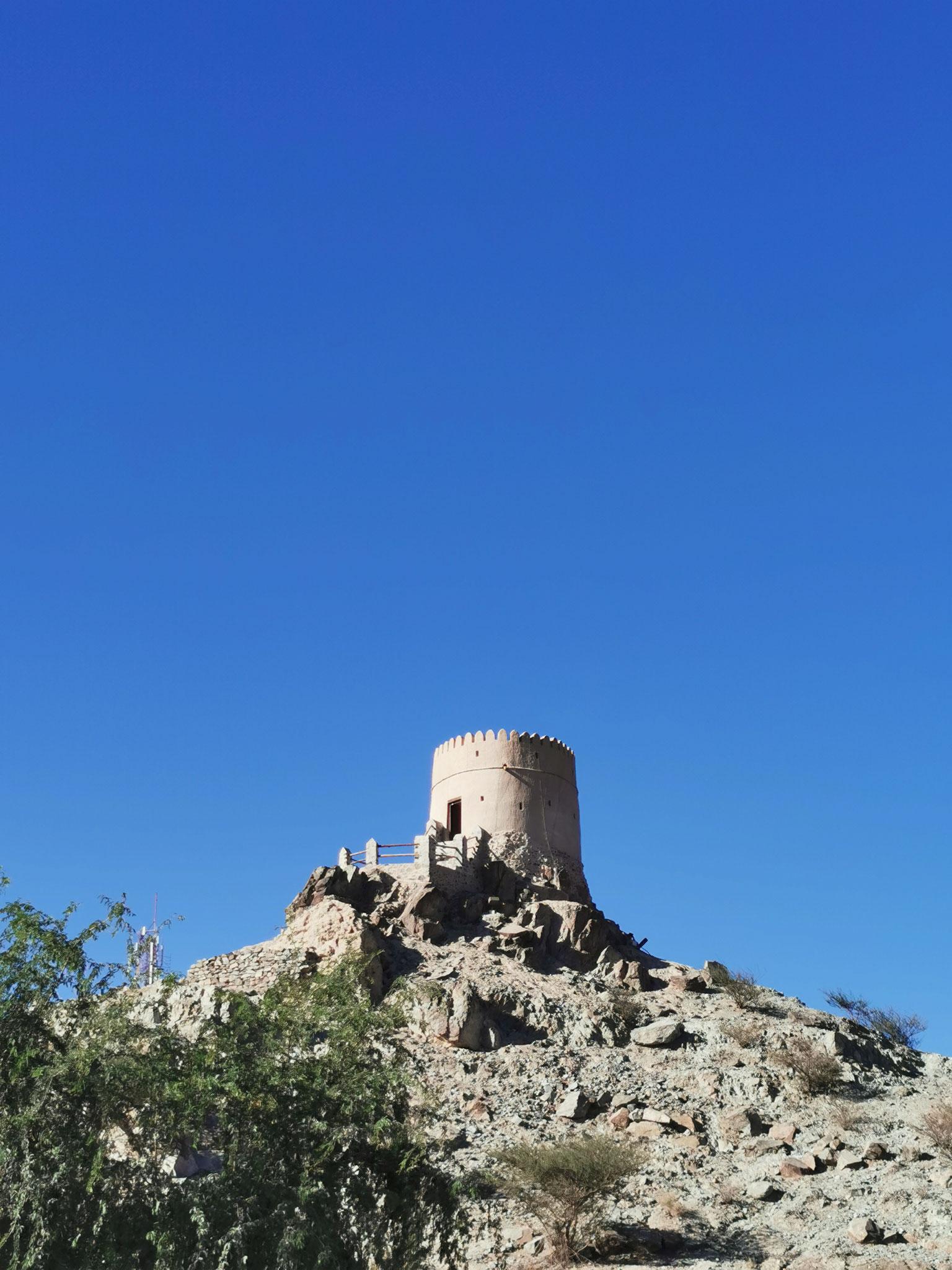 Aussichtsturm im Heritage Village