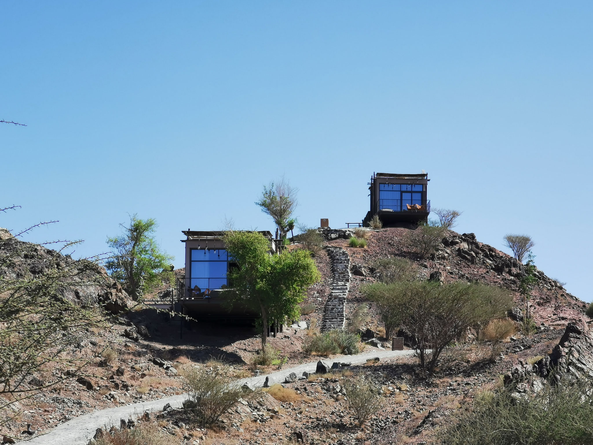 Hatta Wadi Hub Lodges