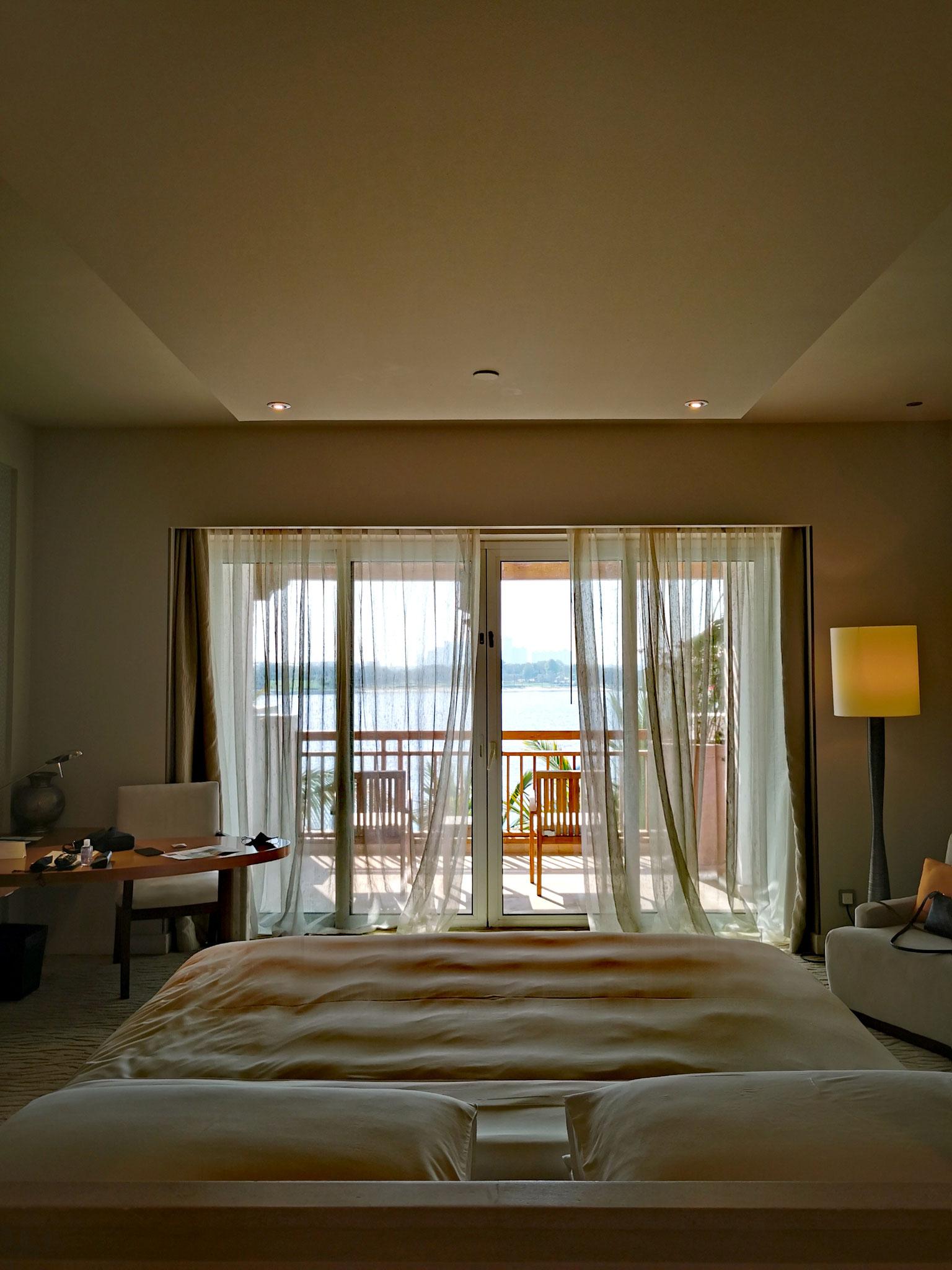 Doppelzimmer mit Lagunenblick