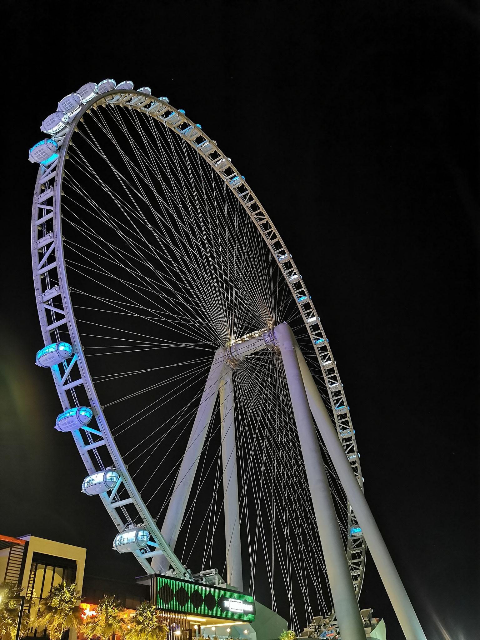 Das größte Riesenrad der Welt - Ain Dubai