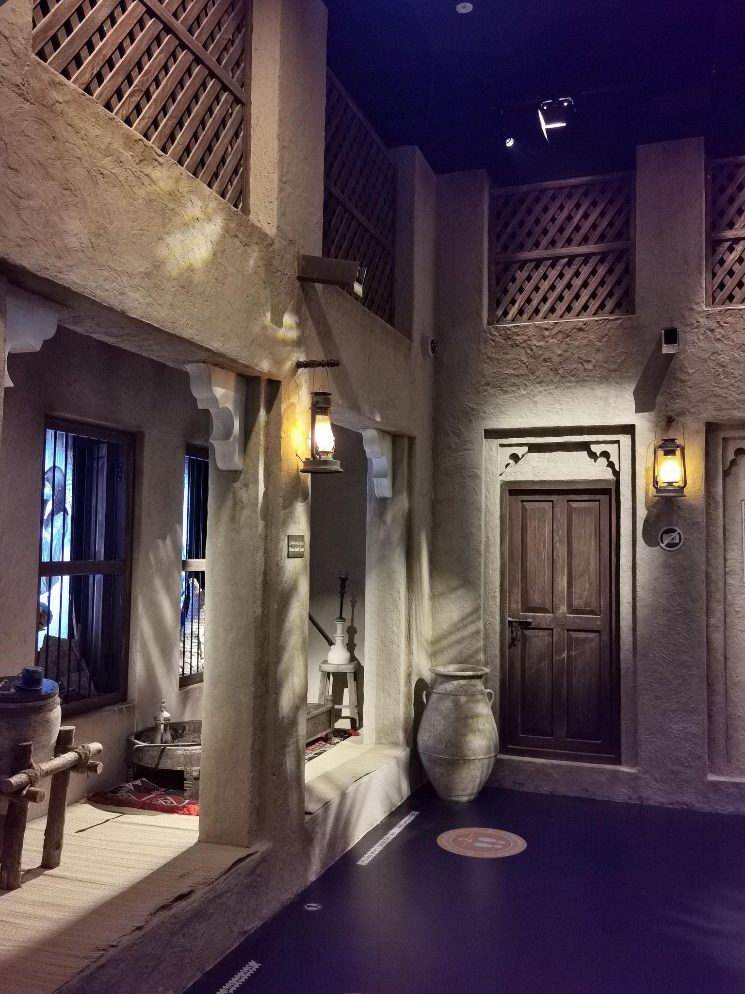 """Old Gallery"" Wie es in Dubai einmal war"
