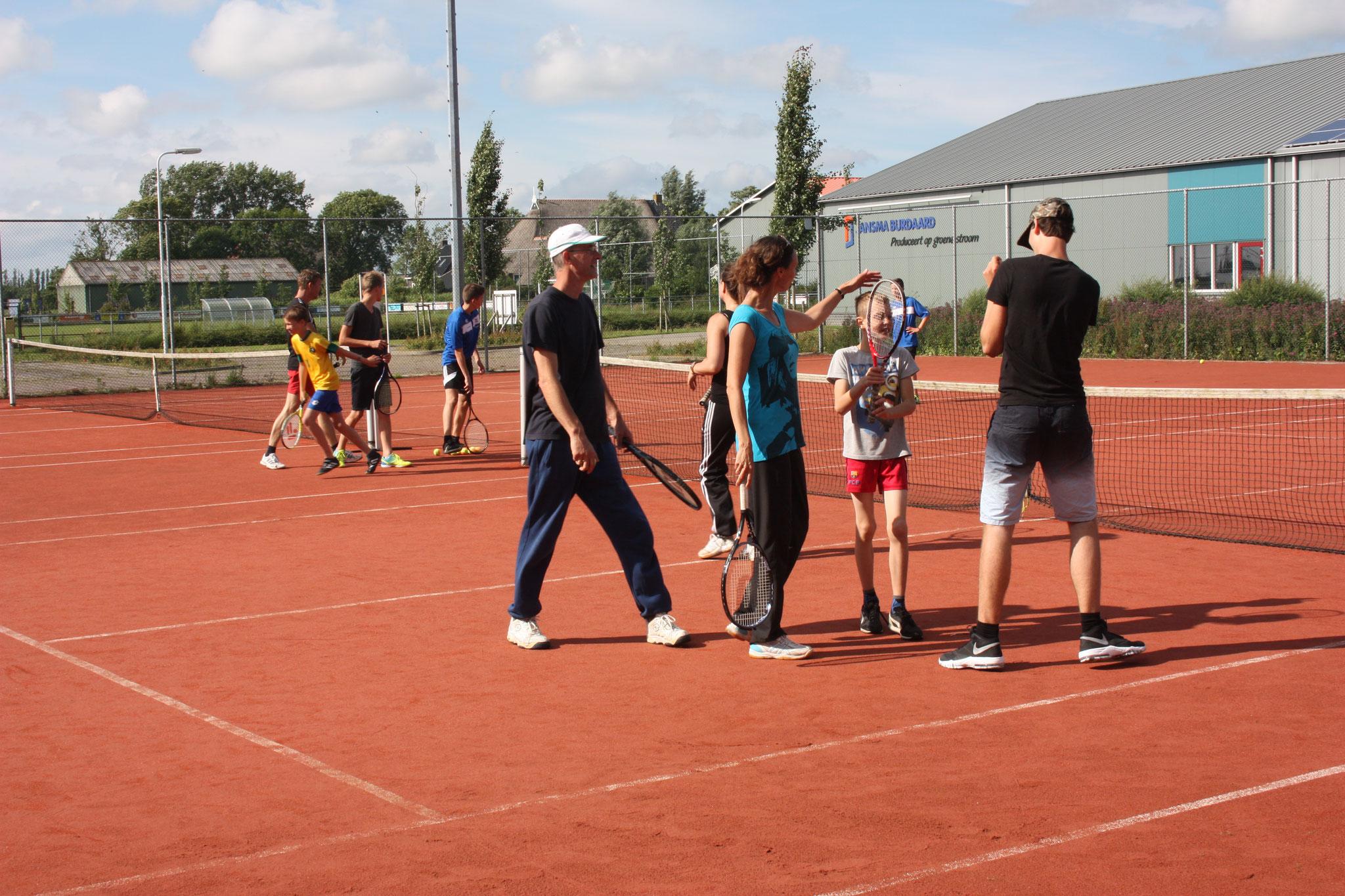 Ouder-kind toernooi 2016