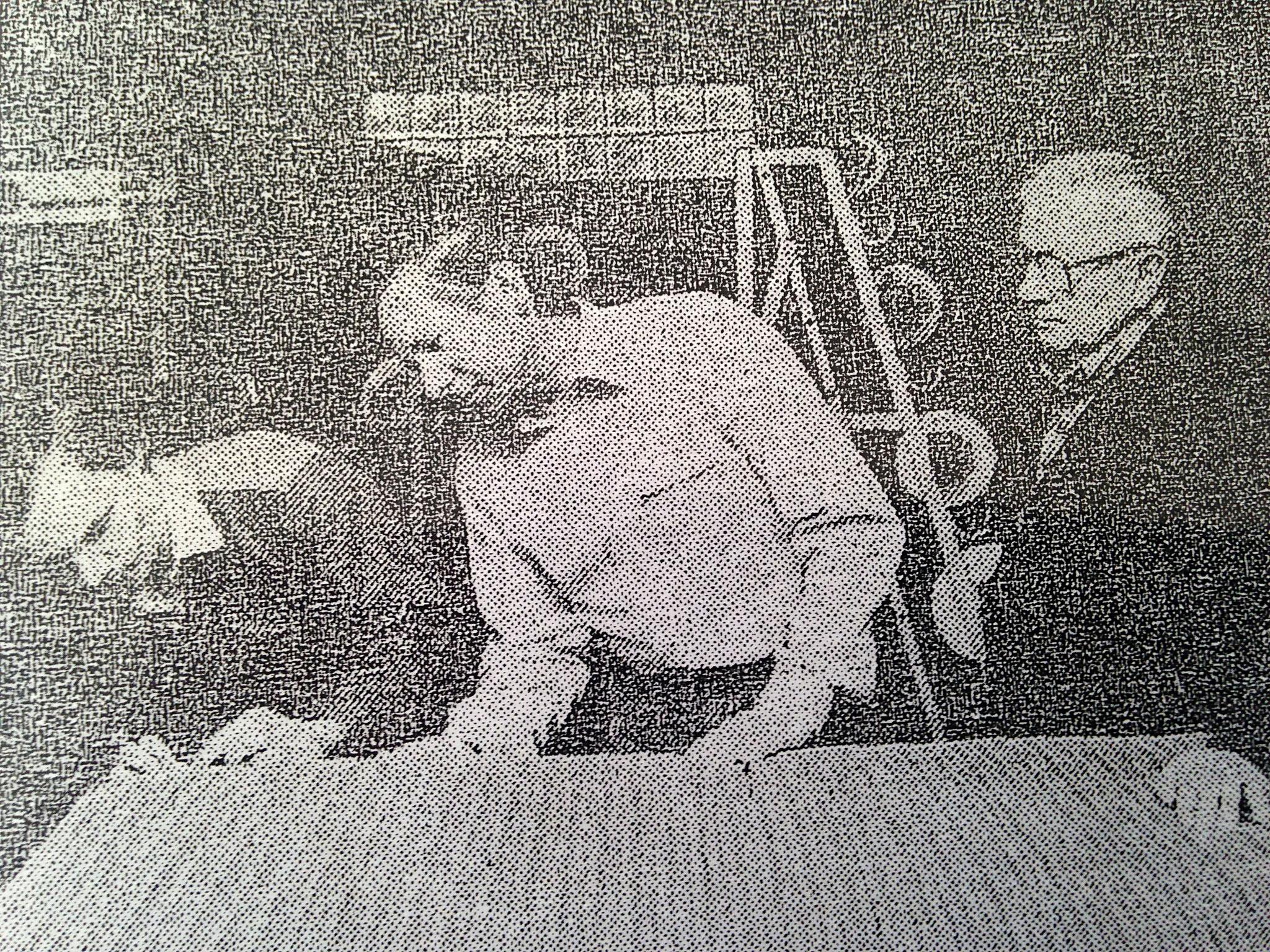 Drei Generationen in einem Bild 1983: Willi Weigl jun, Willi Weigl sen. und Firmengründer Peter Weigl