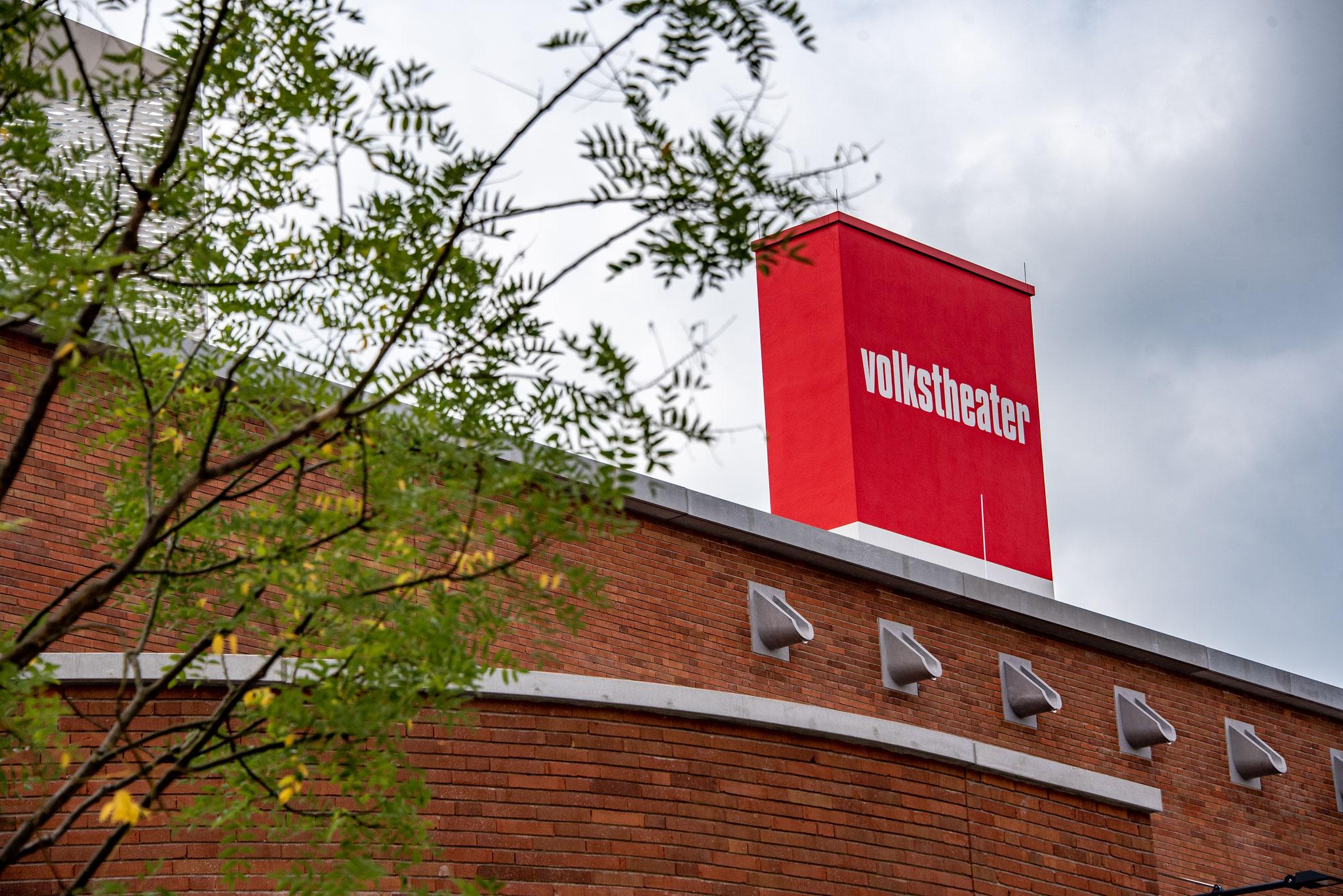Neubau des Volkstheaters München