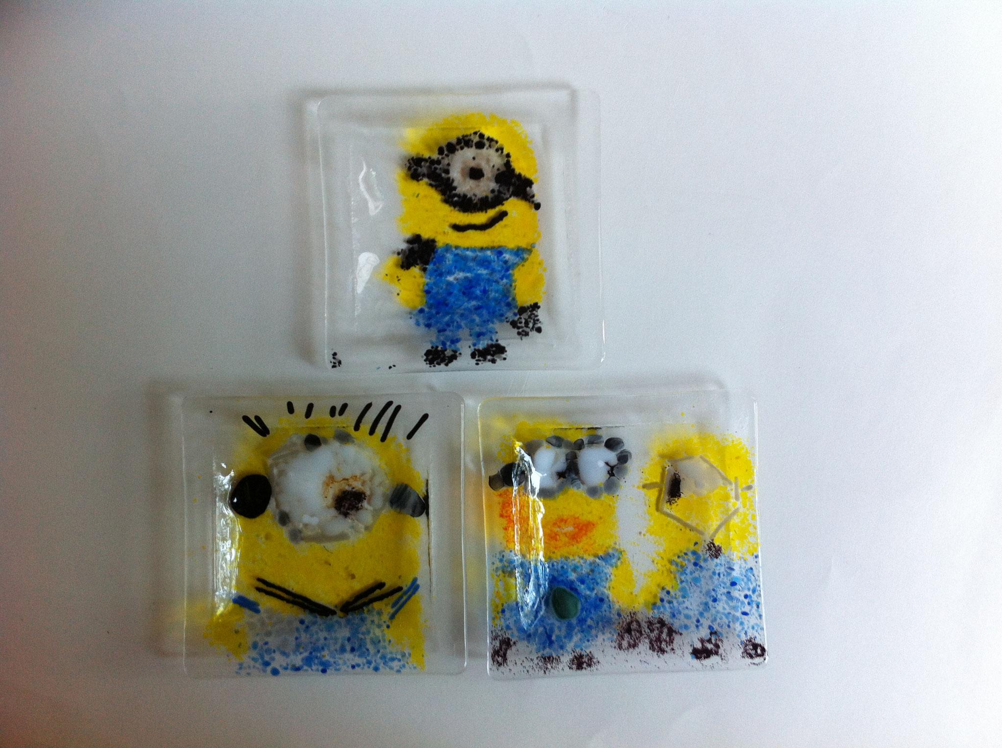 Glasschalen von Minionfans