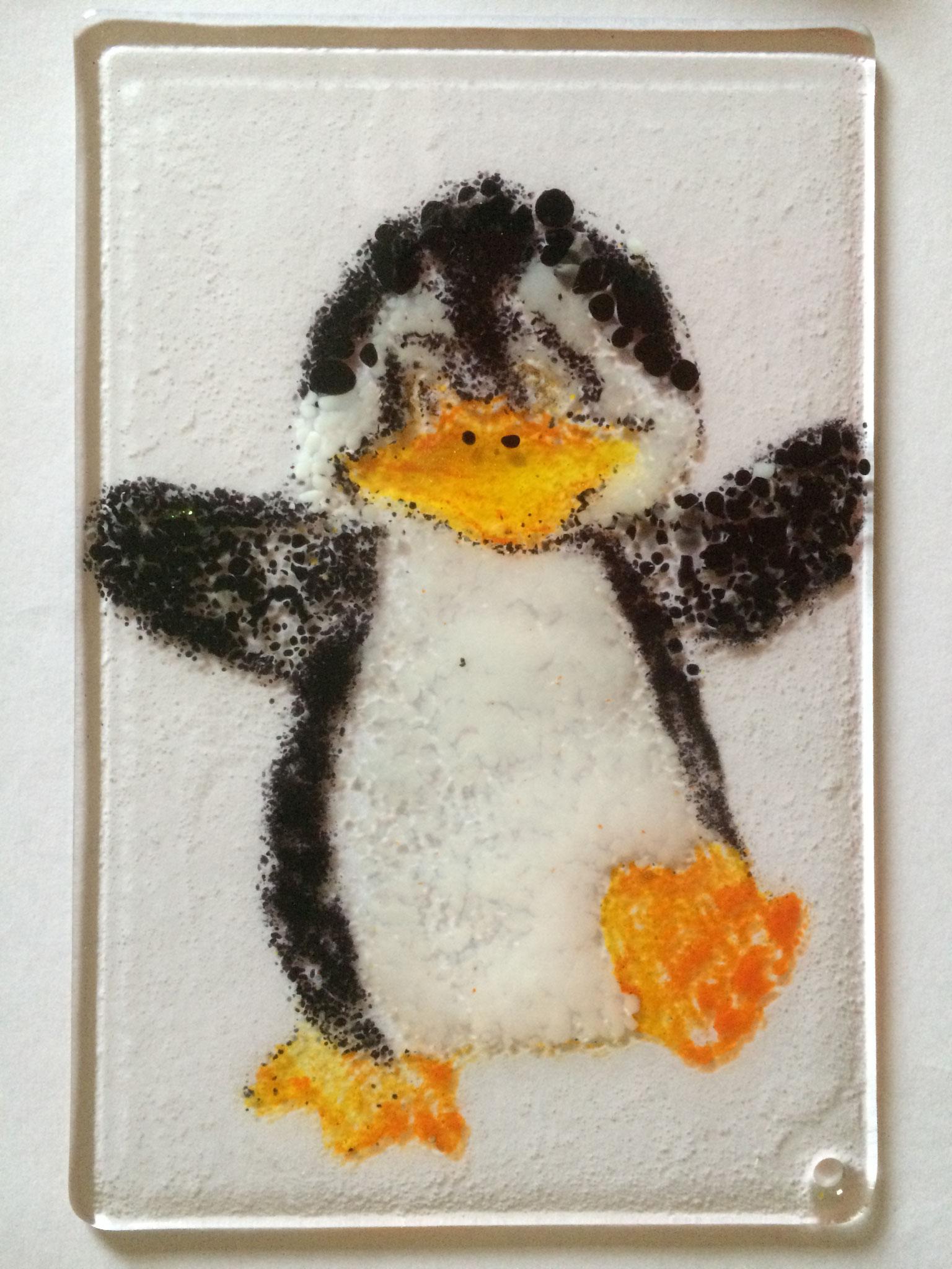 und noch ein Pinguin