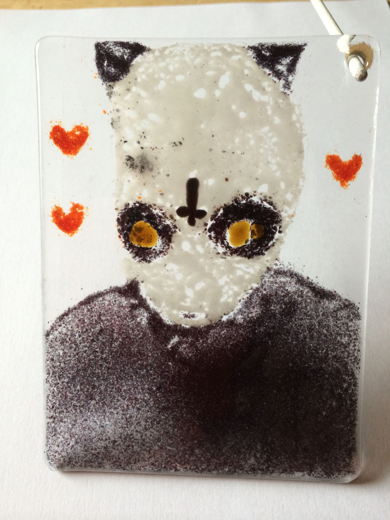 Auch für Cro- Fans mit Cro Pandamaske