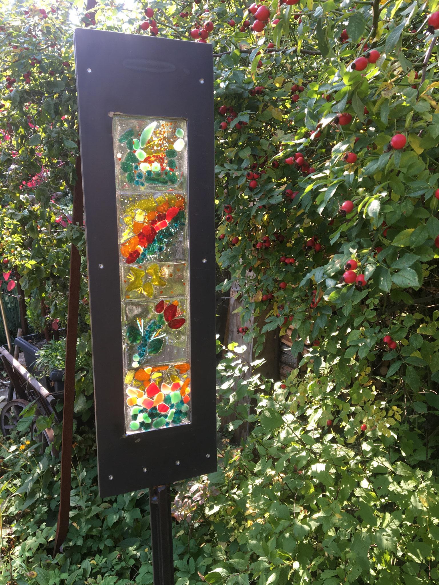ausgefallenen Gartendeko- zu jeder Jahreszeit