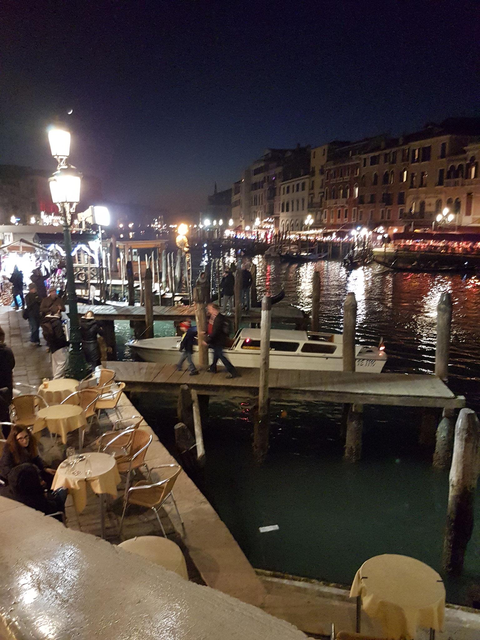 Venedig an Silvester