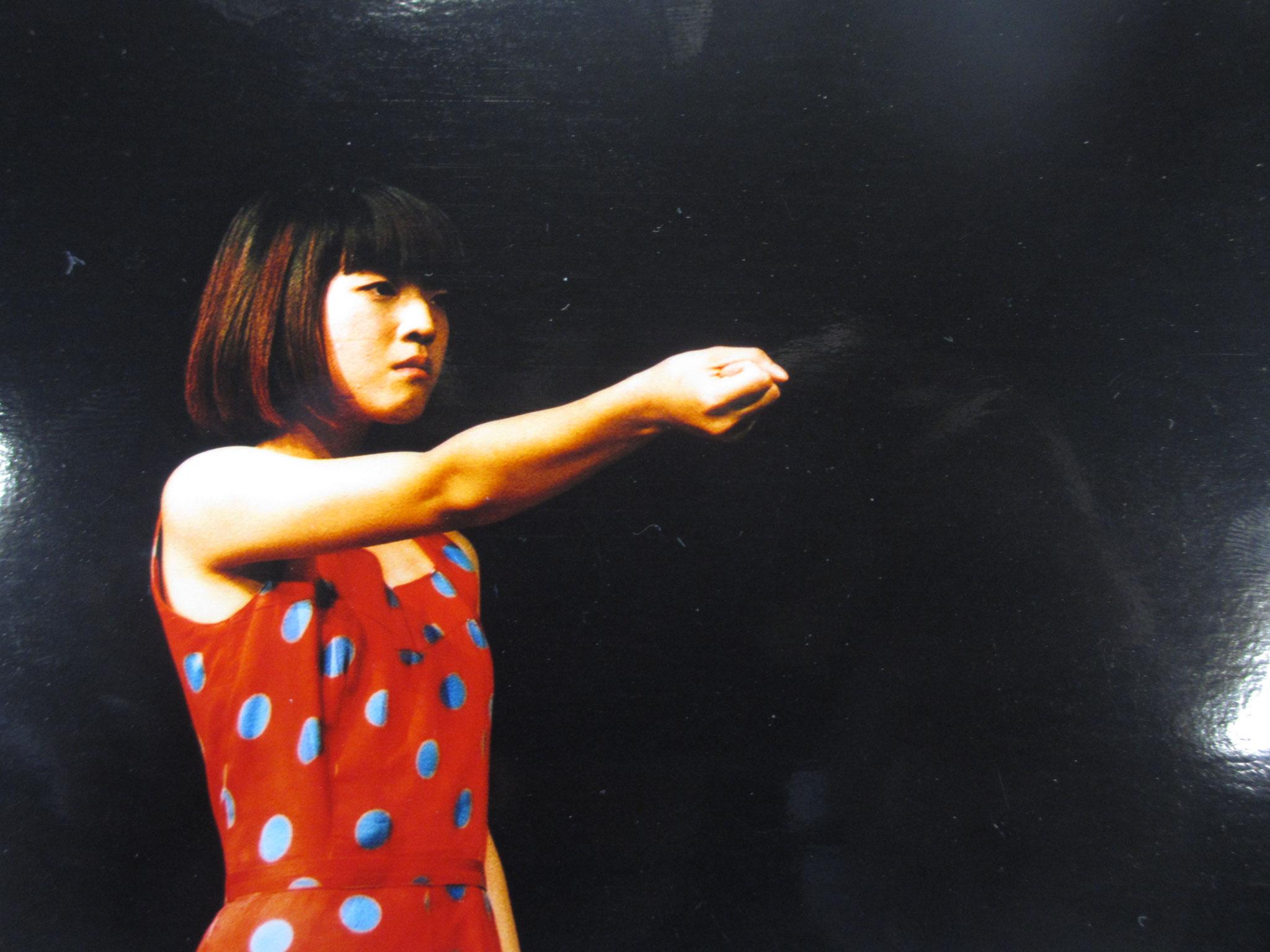 きたまり19歳ー初めてつくったソロダンス