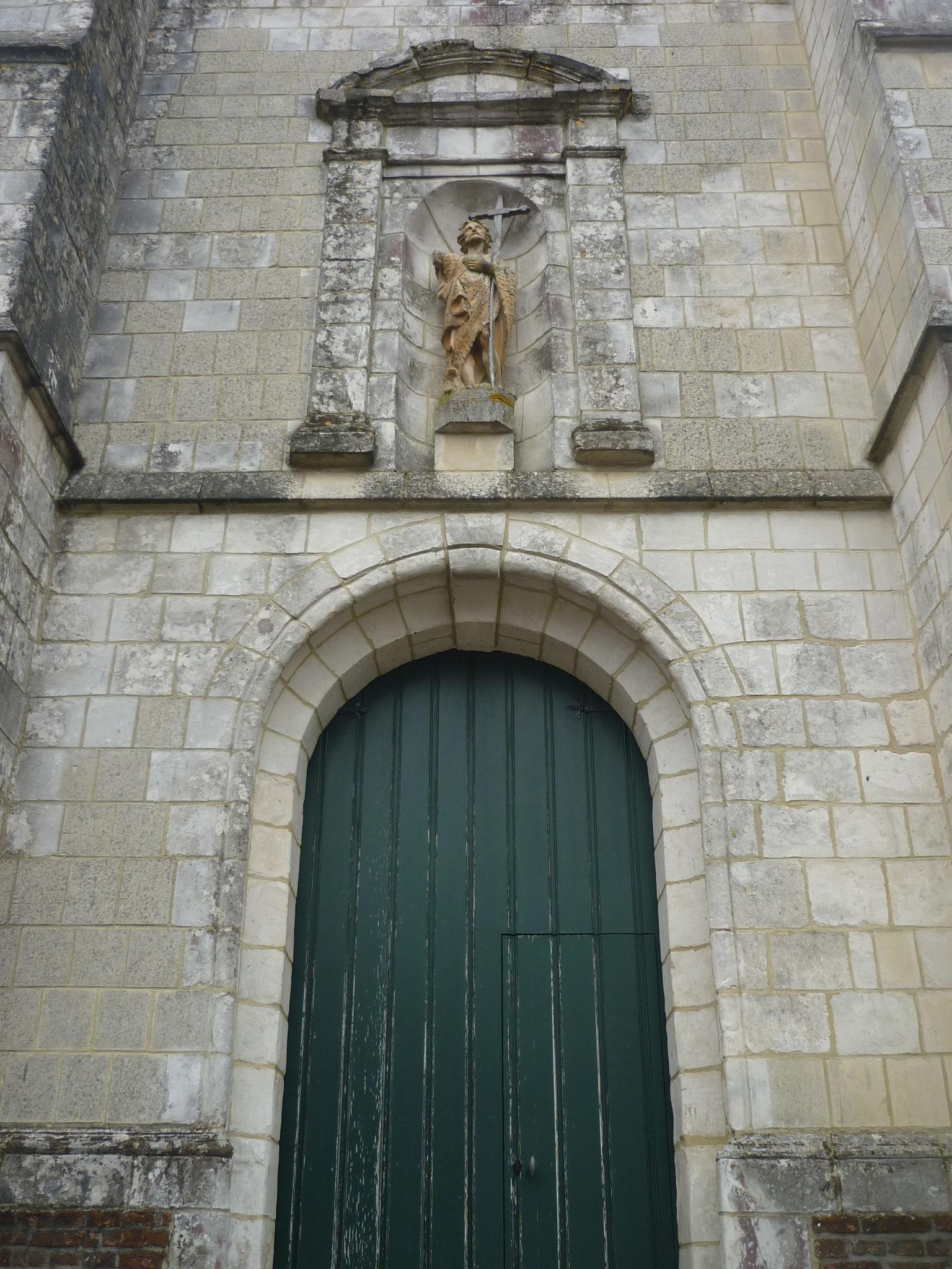 L'église de Hiermont
