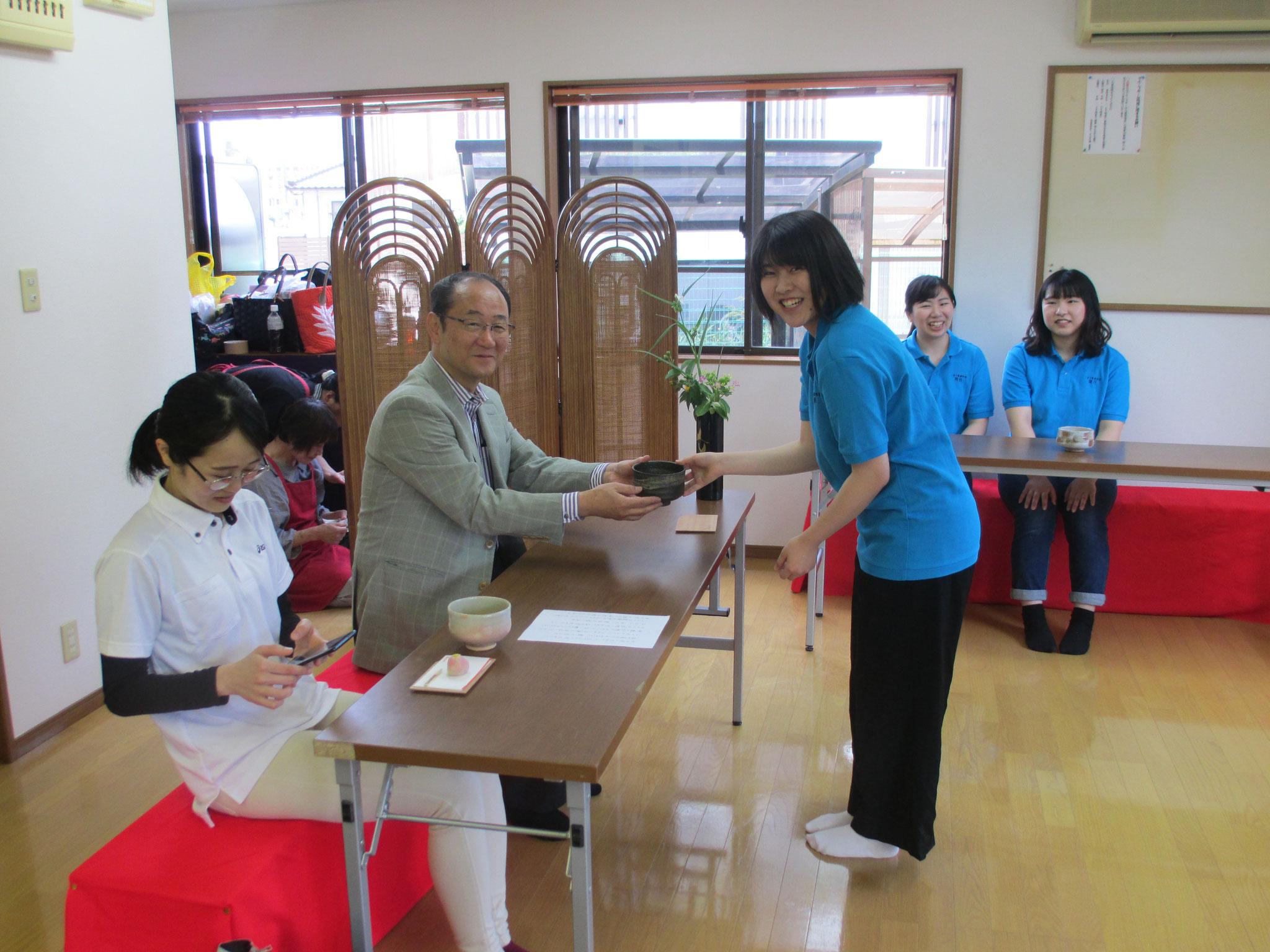 和田市長にもお越しいただきました