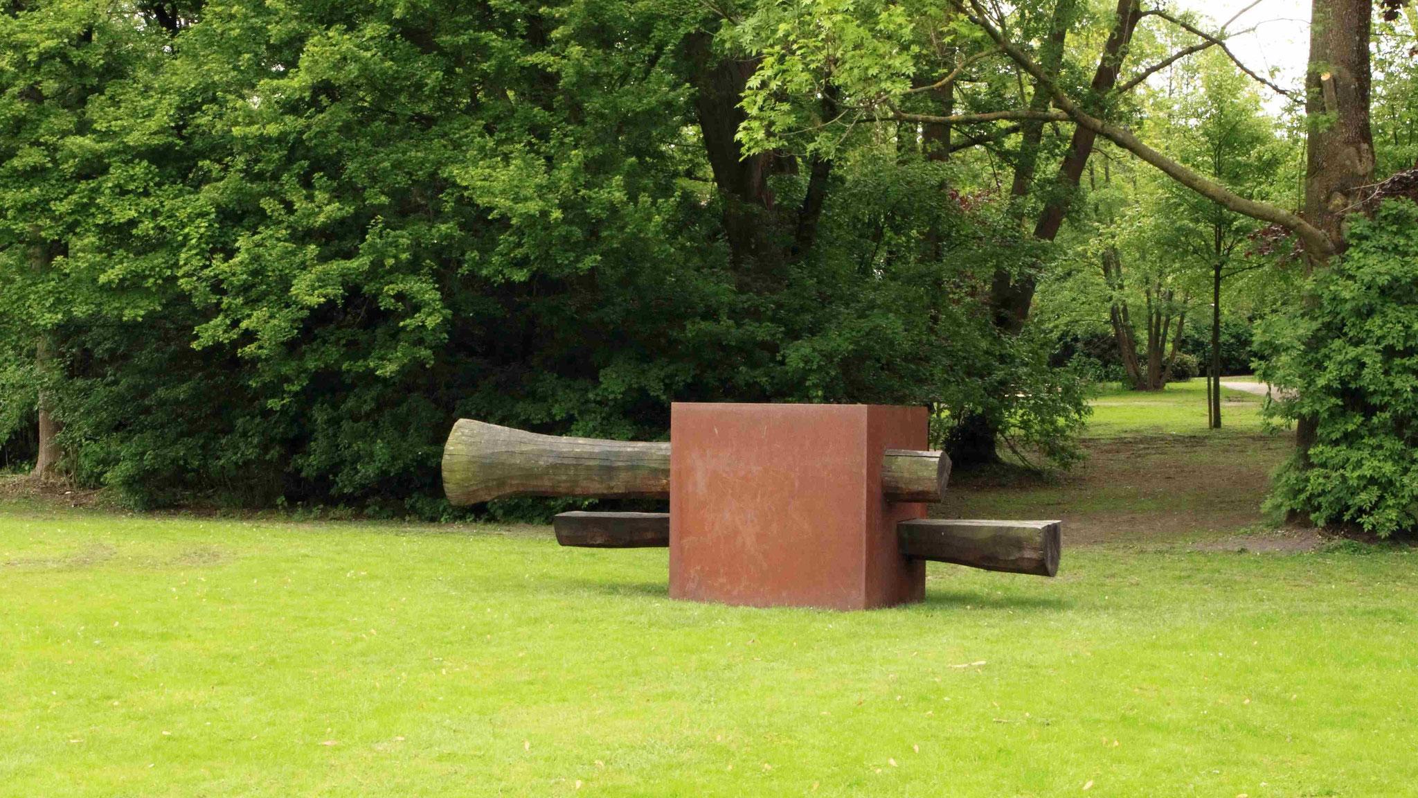 Nachaltige Belebung des Franz-Rhode-Parks | Foto Bürgerstiftung Nottuln