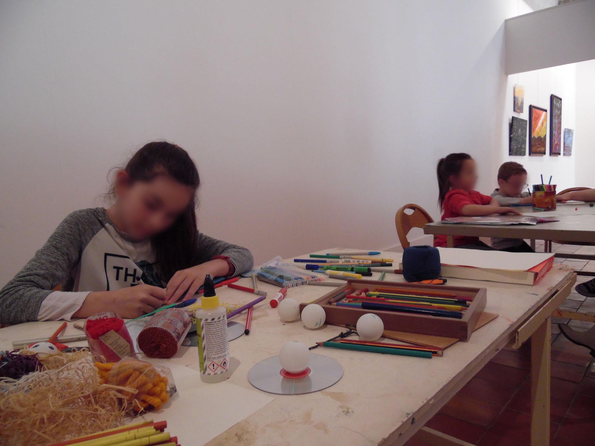 29 mars: ateliers enfants
