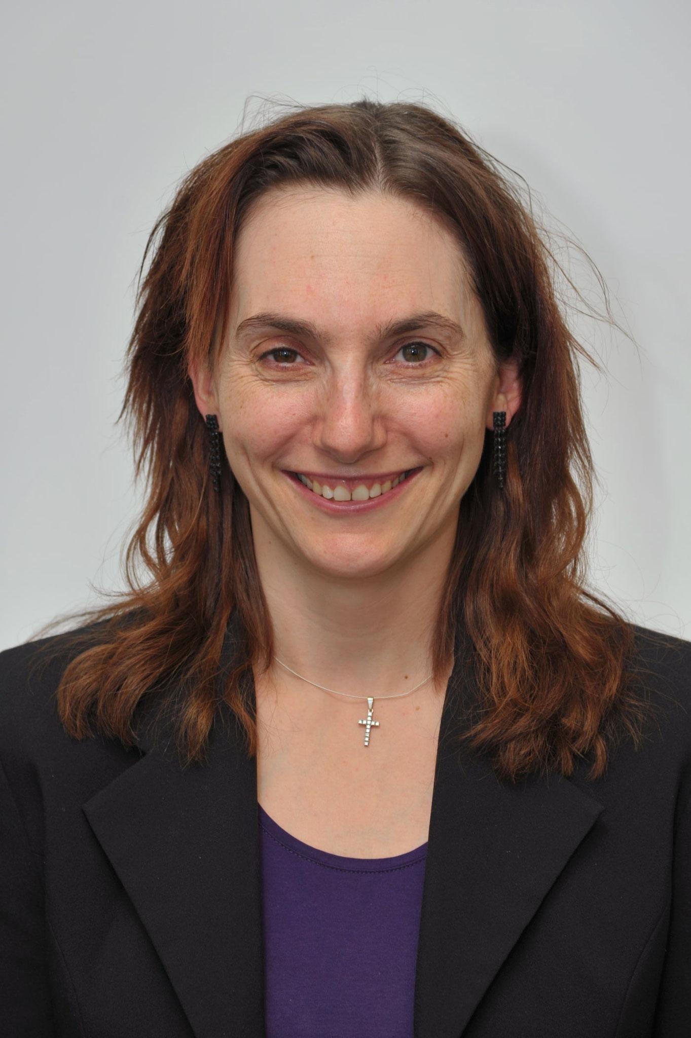 Claudia Haussener-Schärer