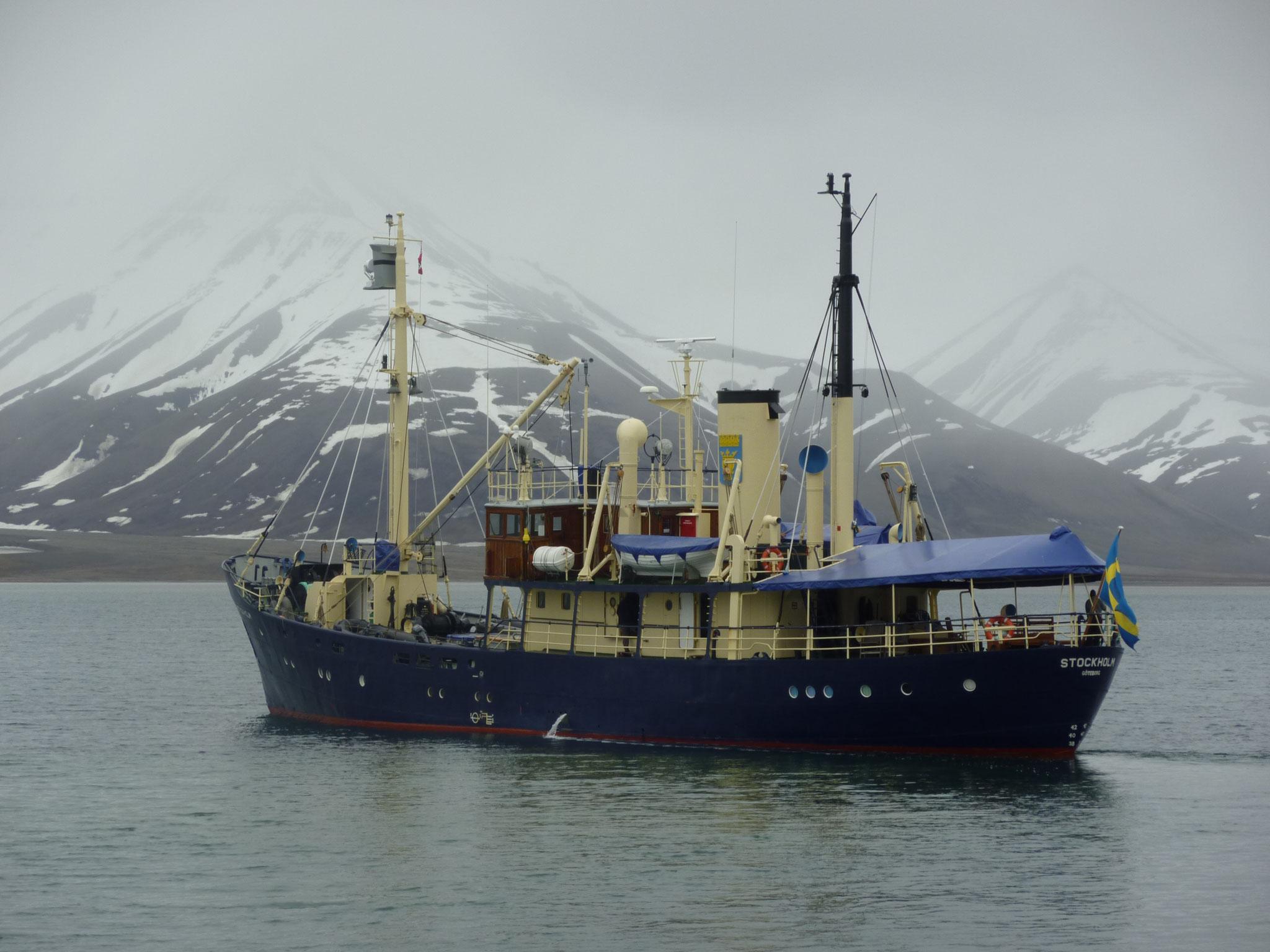 Mit ganz kleinen Schiffen für 12 Passagiere