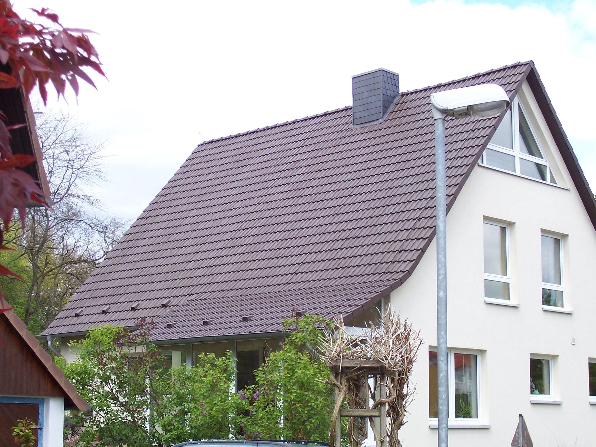 Dachreinigung Meisel Dachbeschichtung Braunschweig / Querum