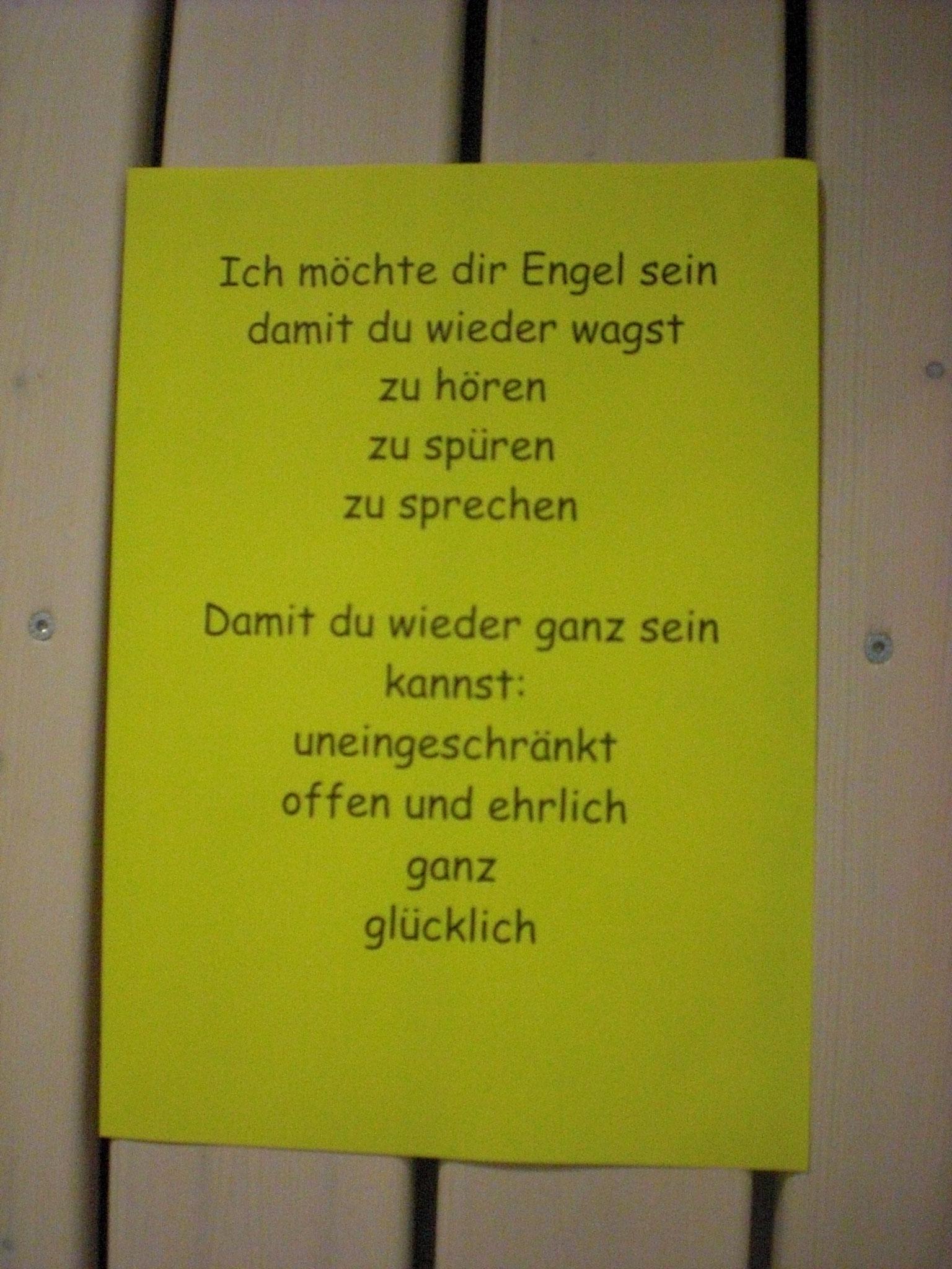 Texte zur Engel-Ausstellung