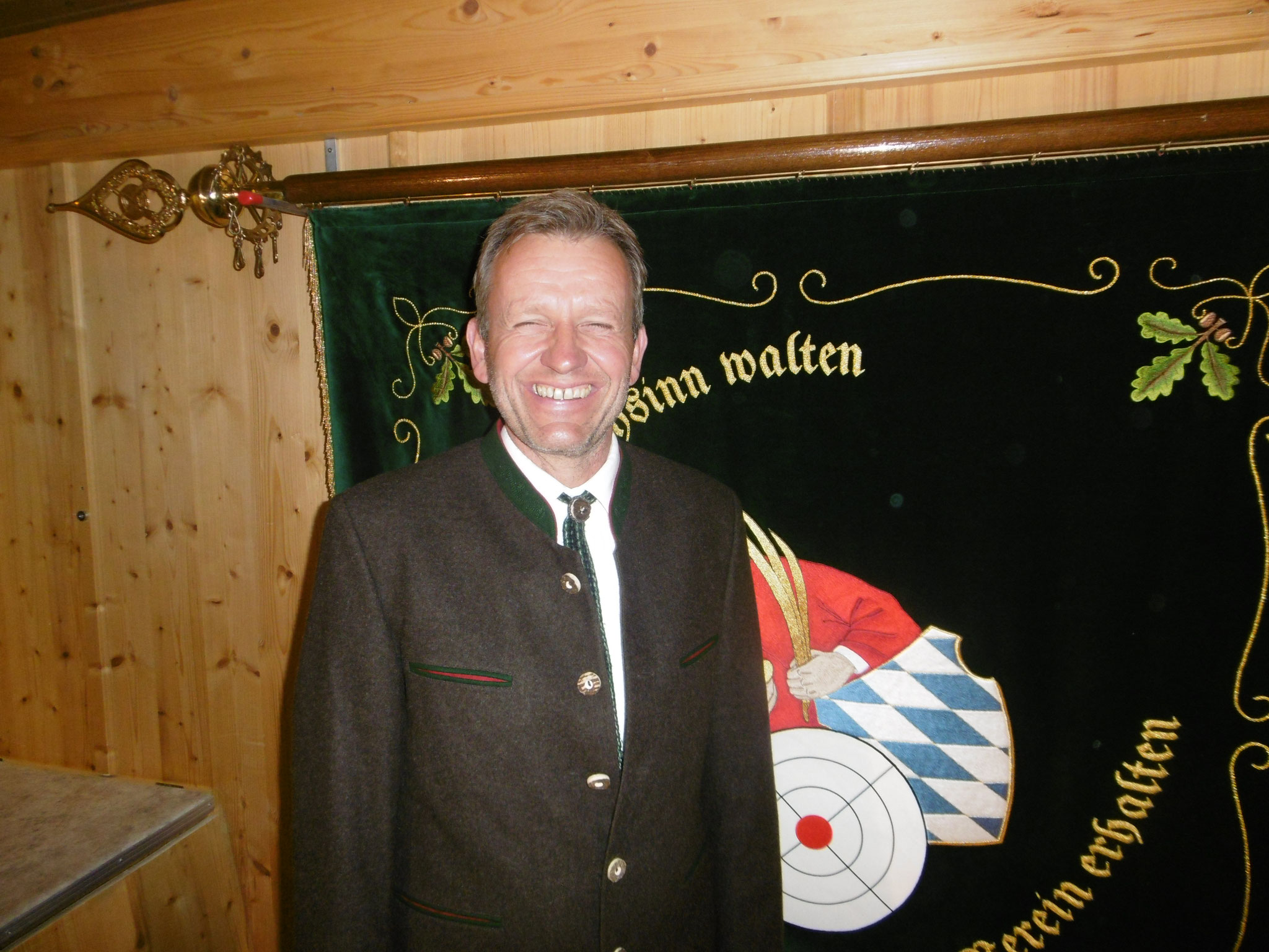 1. Vorstand: Jürgen Richter