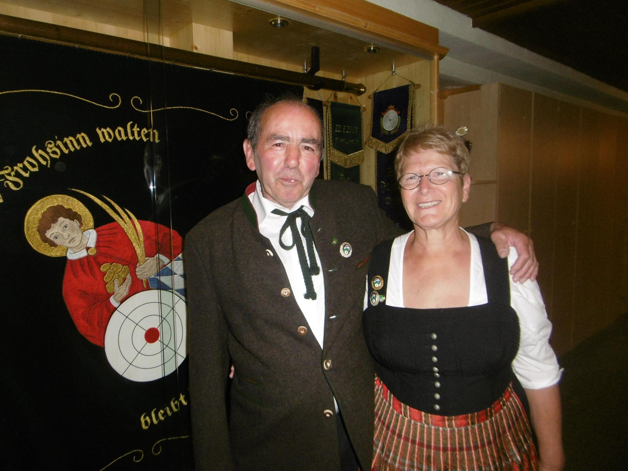 Preise-Einkäufer: Josef & Gertraut Passler
