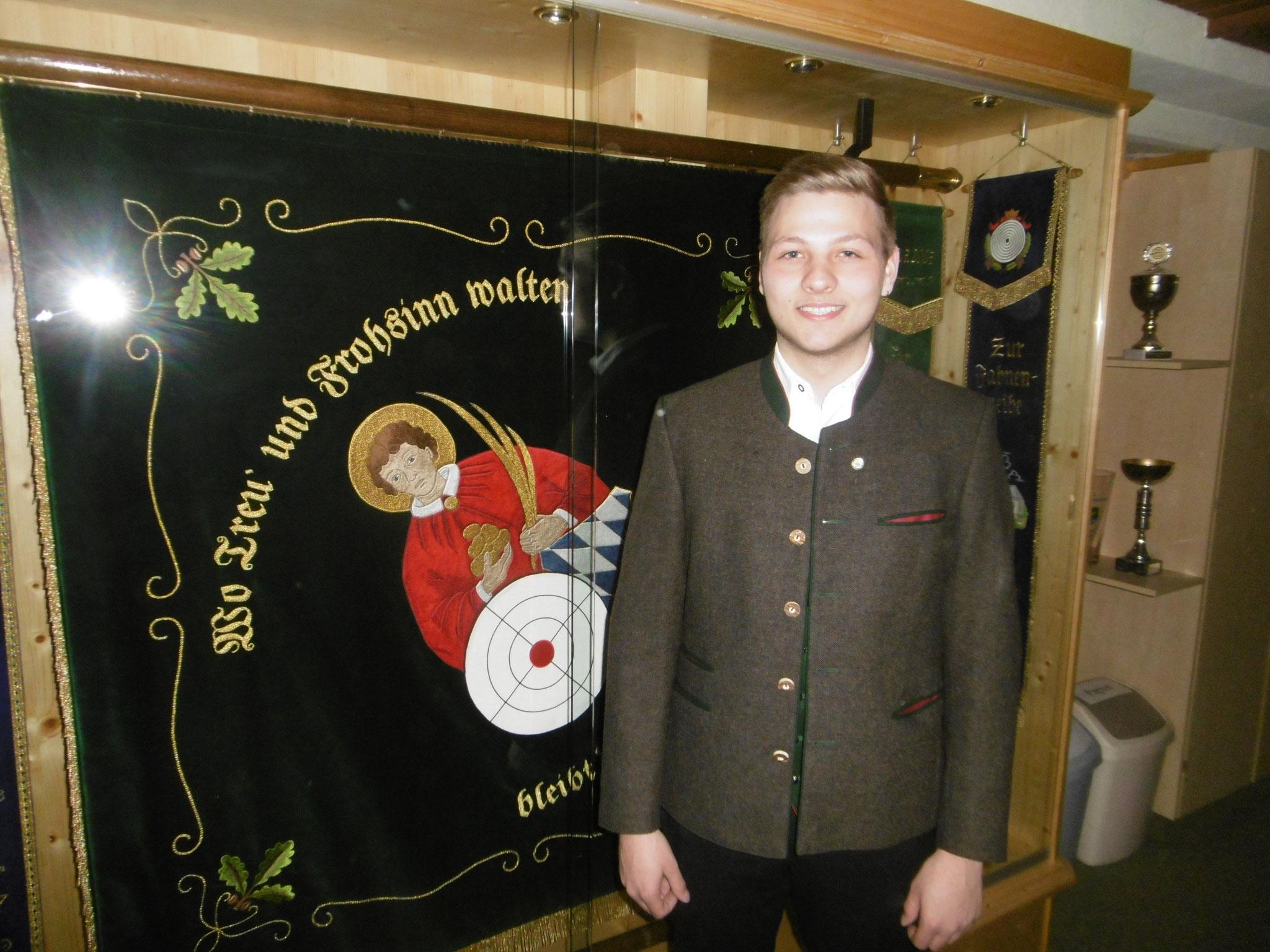 1. Jugendwart: Dominik Orthofer