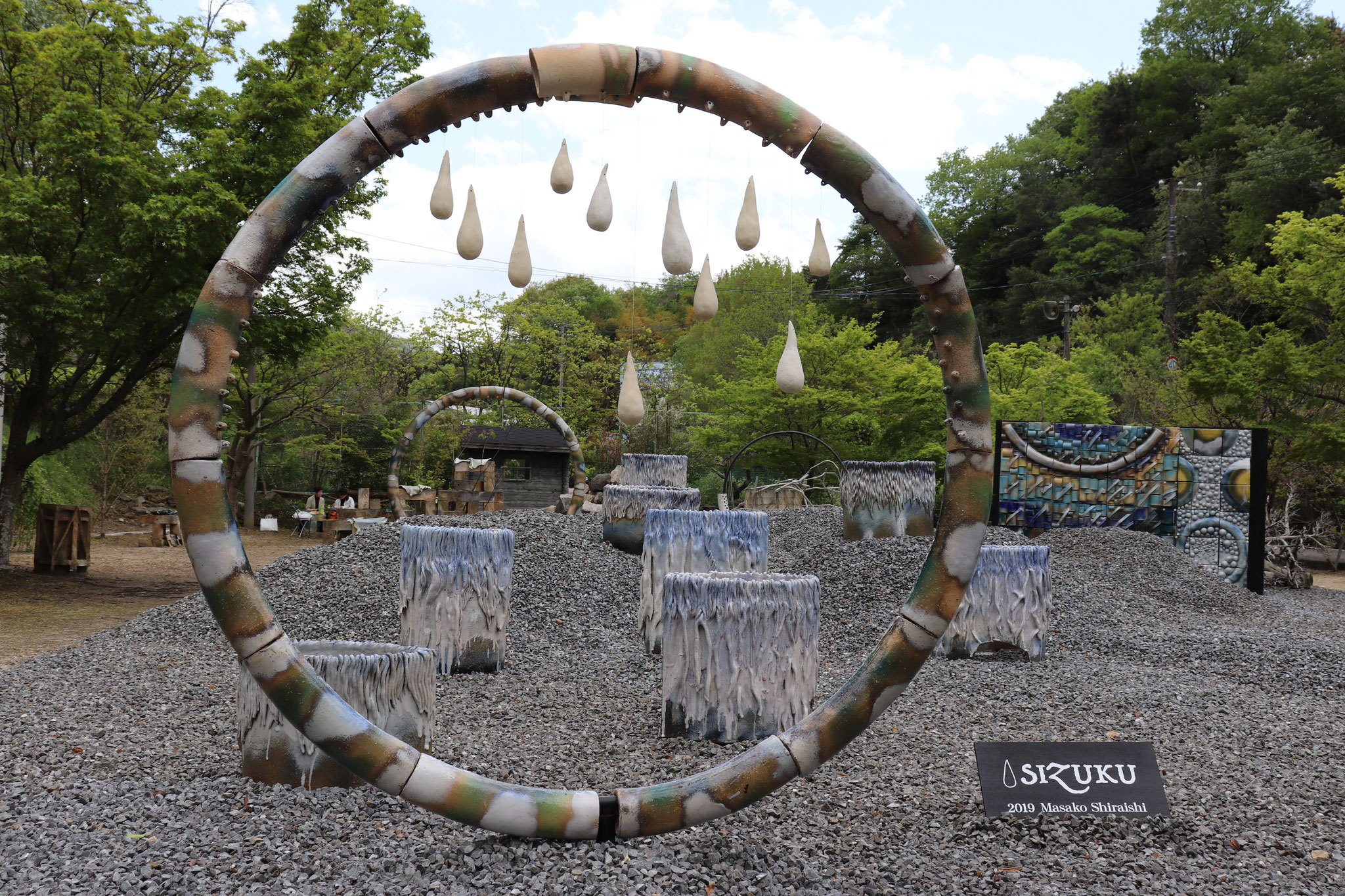 「sizuku」2019年 春の個展メインテーマ作
