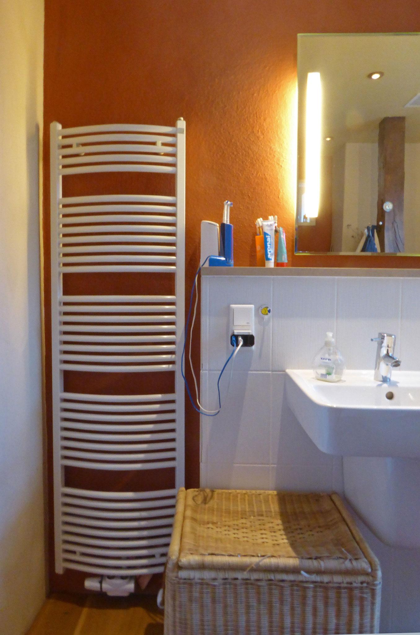 Handtuch-Wärmer