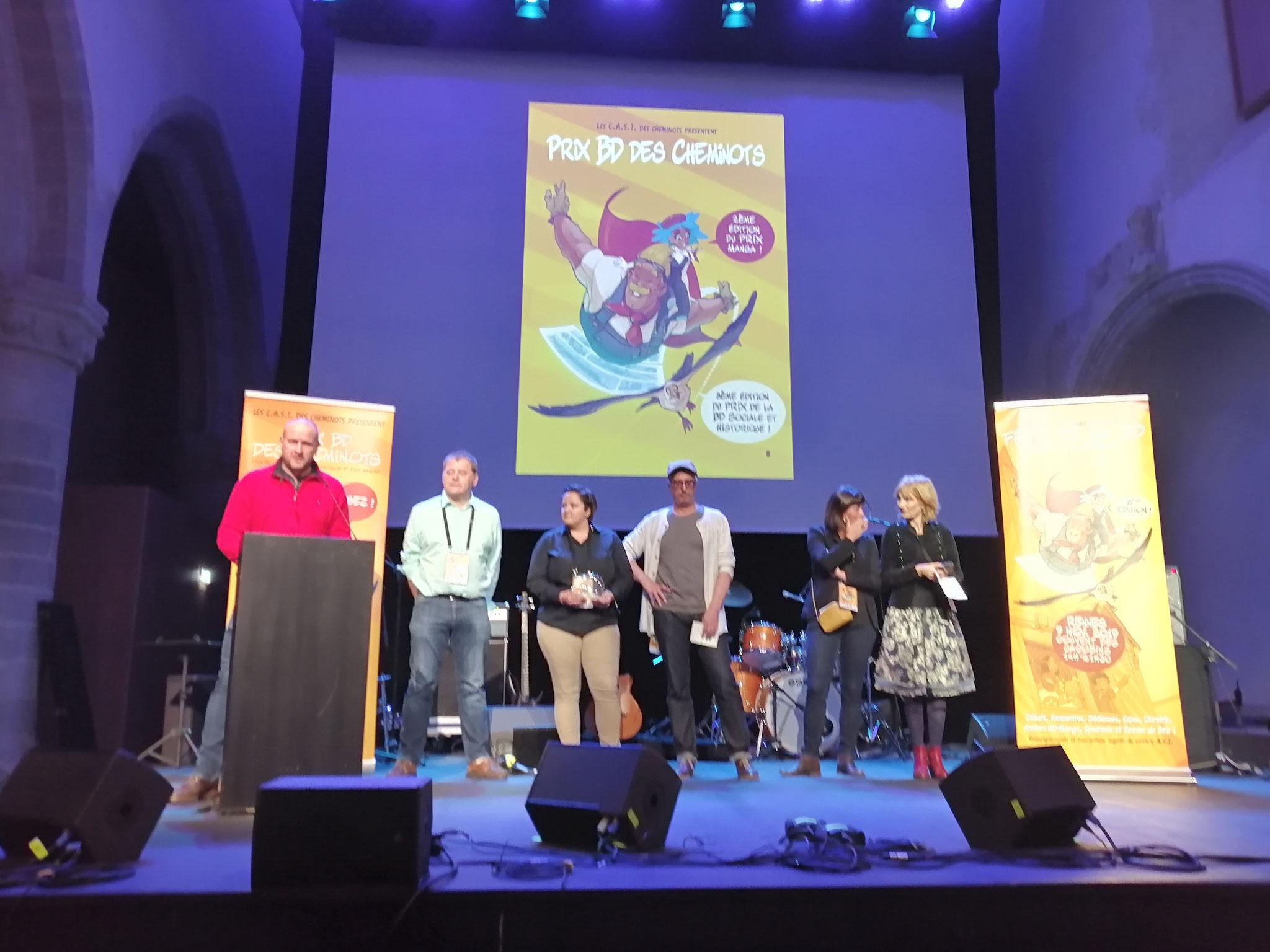Fête de la BD social et historique, Rennes