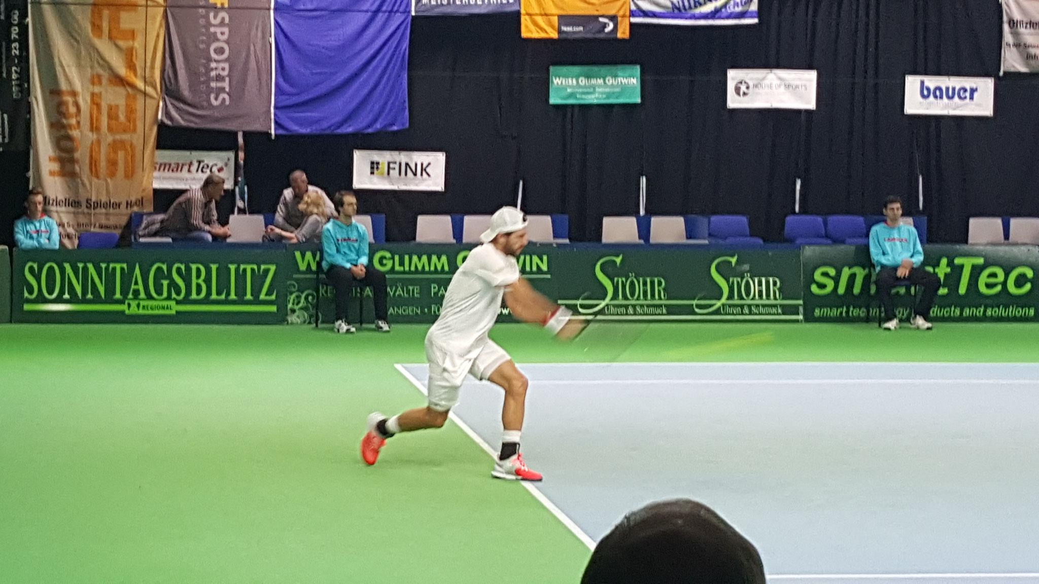 Jürgen Melzer, ehemalige Wimbledon und US Open Champion im Doppel.
