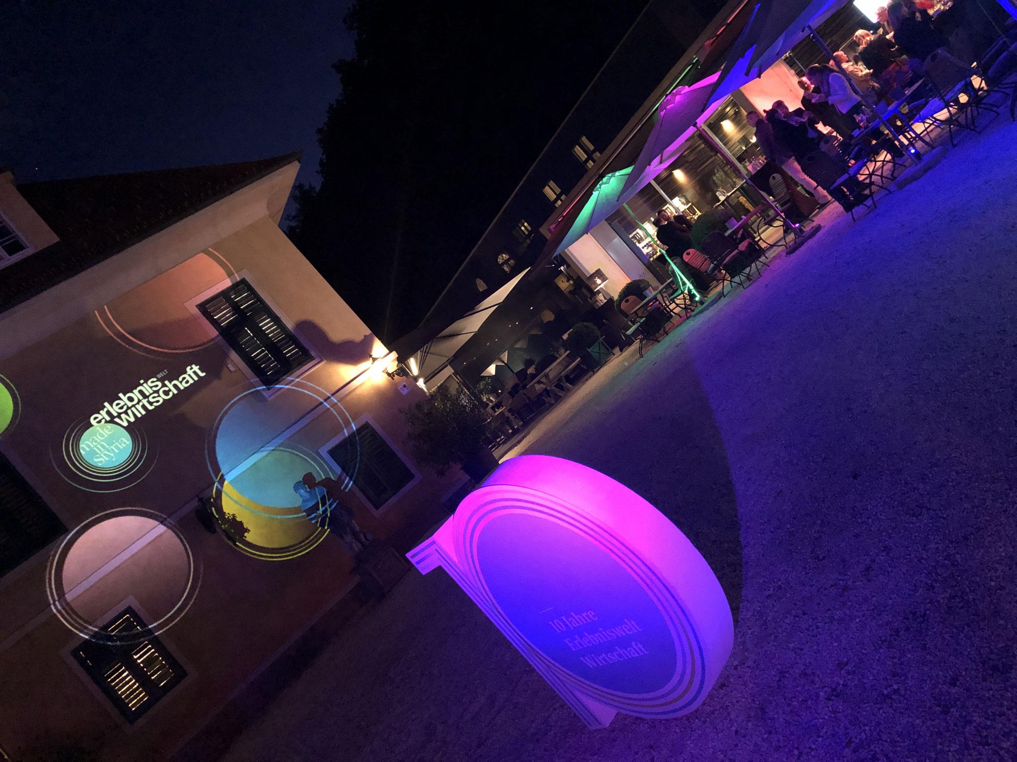 Beamer / Lichttechnik Graz
