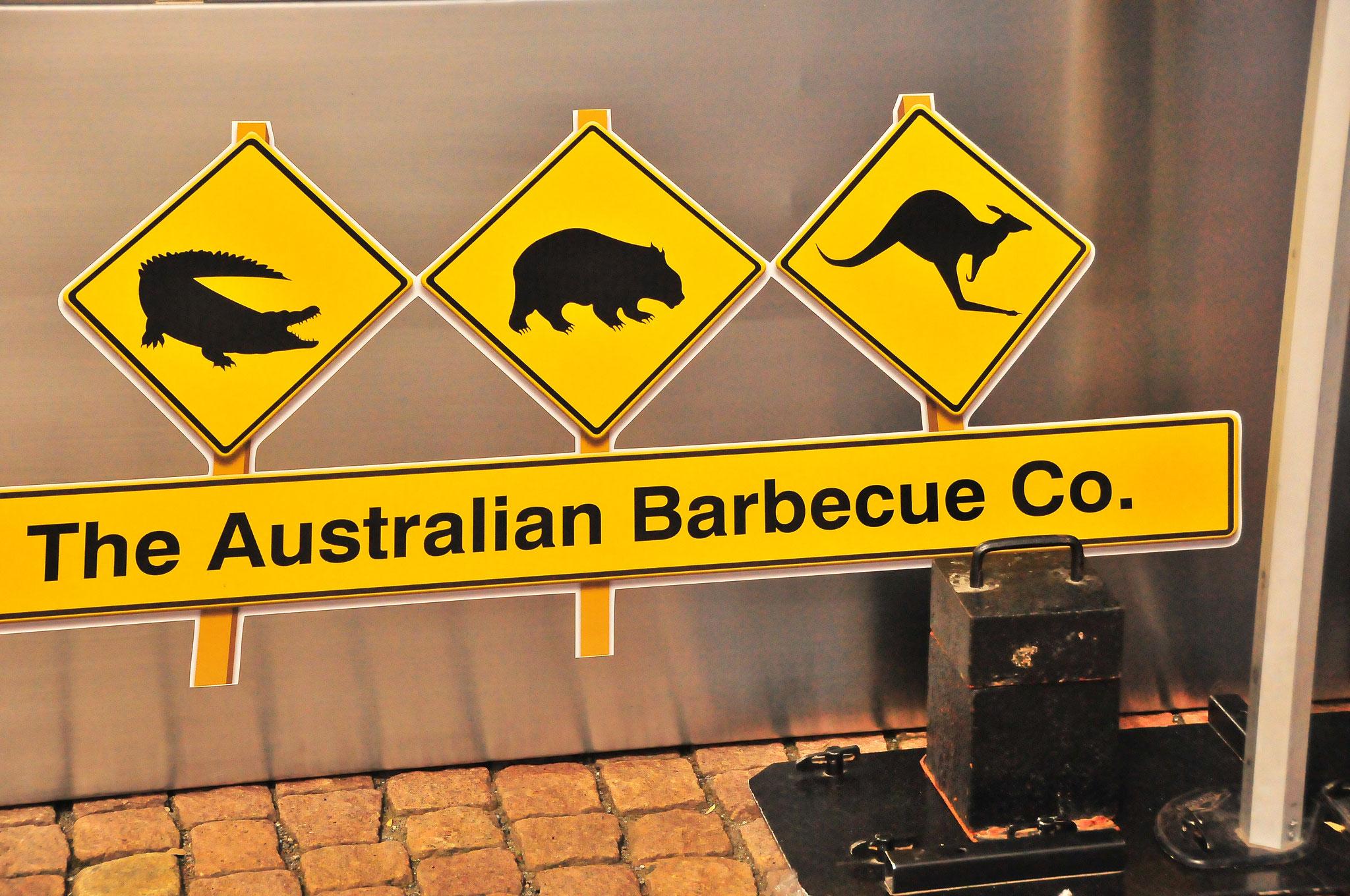 Beware The Australians