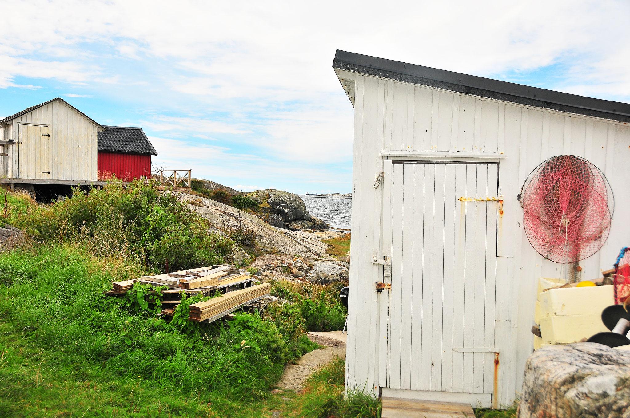 Fisher's Hut