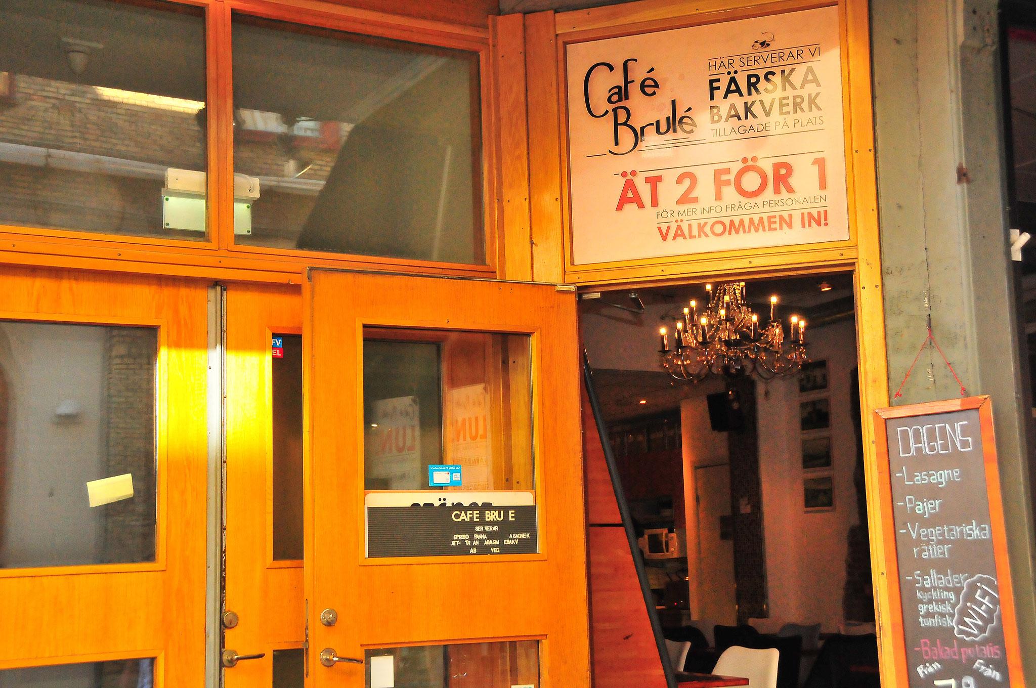 Café Brulé