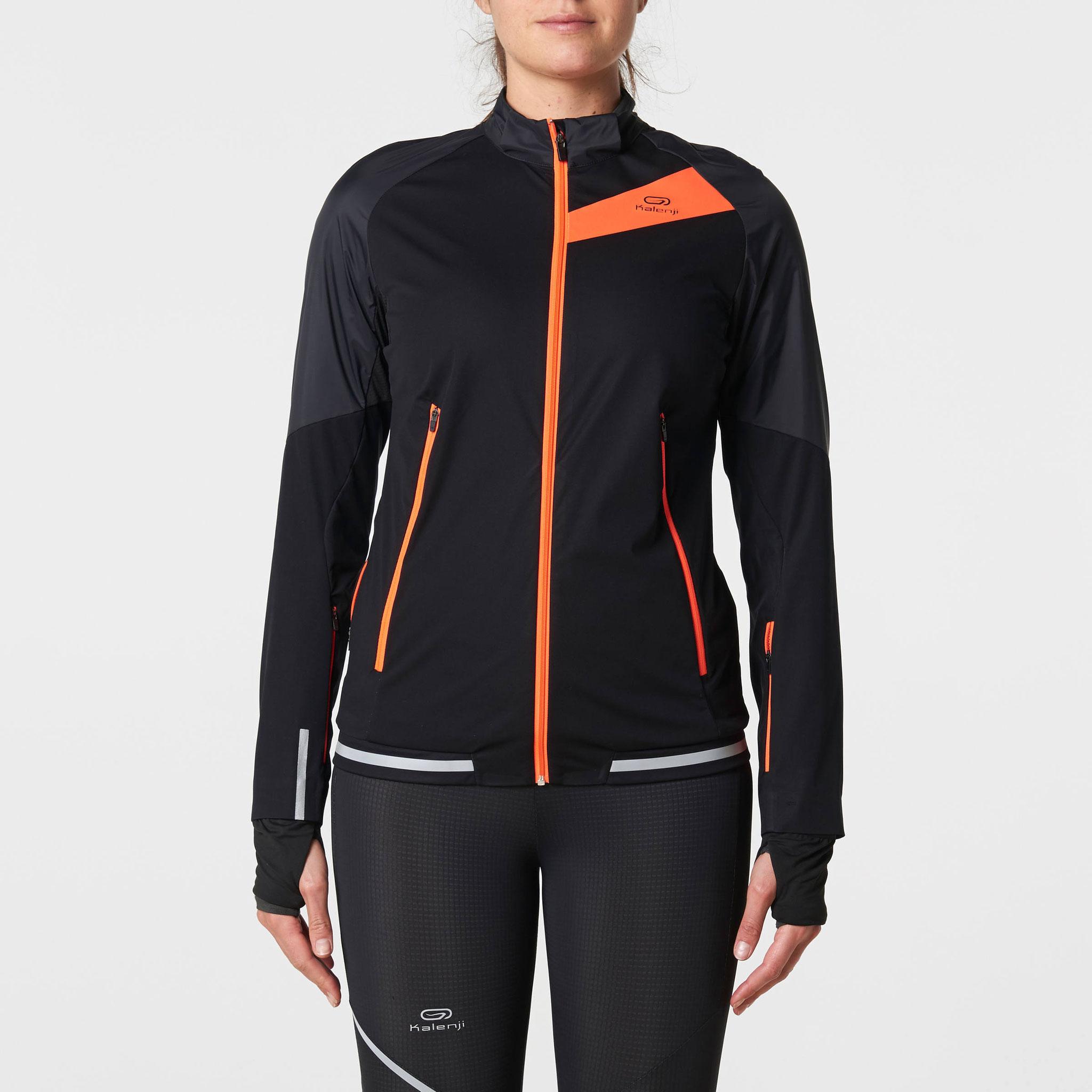 Veste running femme KIPRUN EVOLUTIV