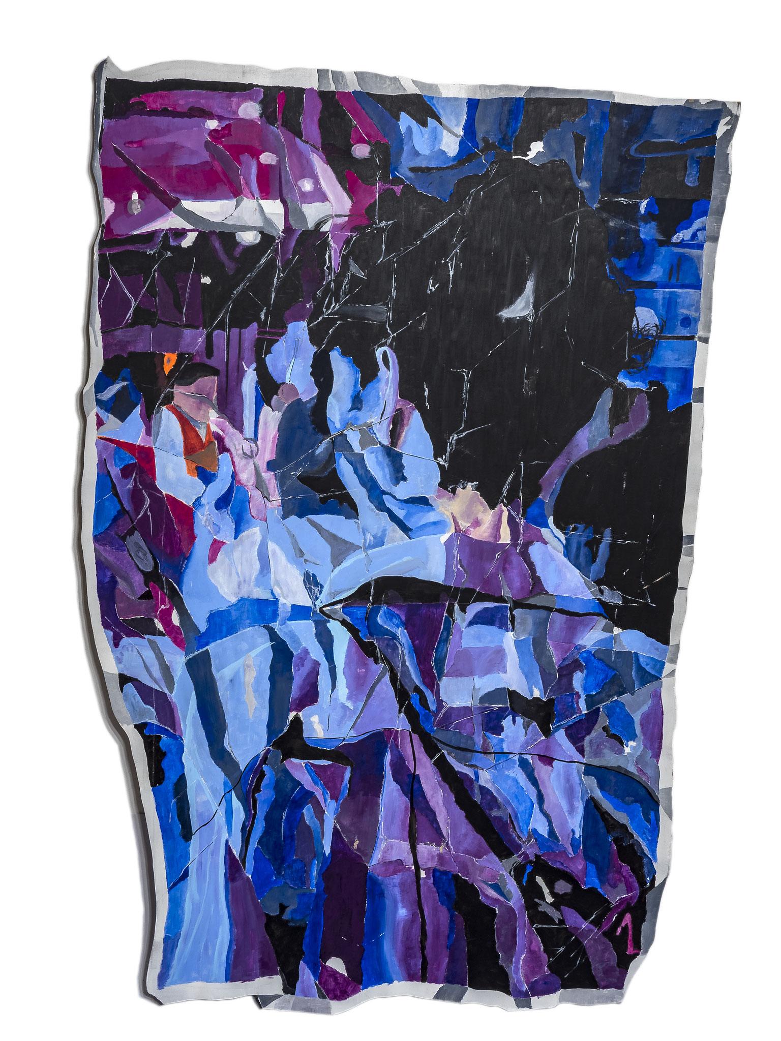 Spectre - 2019 - 185cm x 130cm - sold