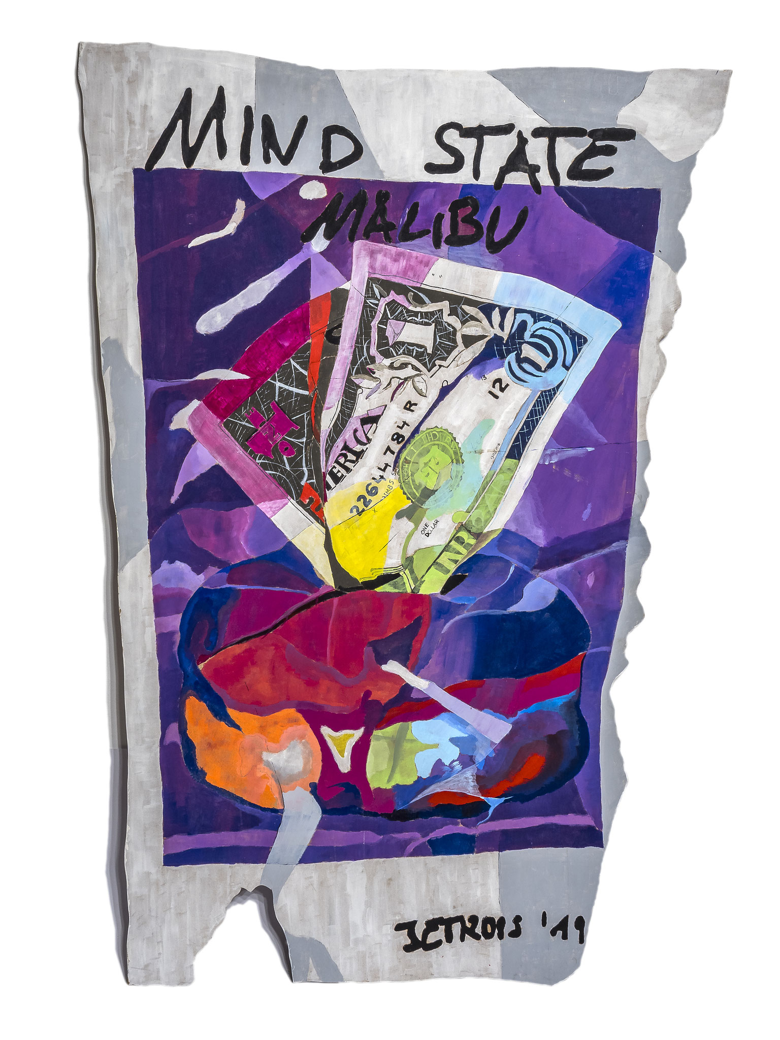 Mindstate Malibu - 2019 - 170cm x 110cm