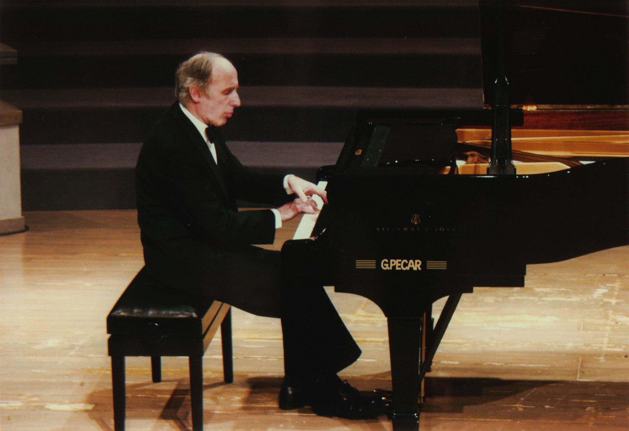 Bruno Canino - Pianoforte