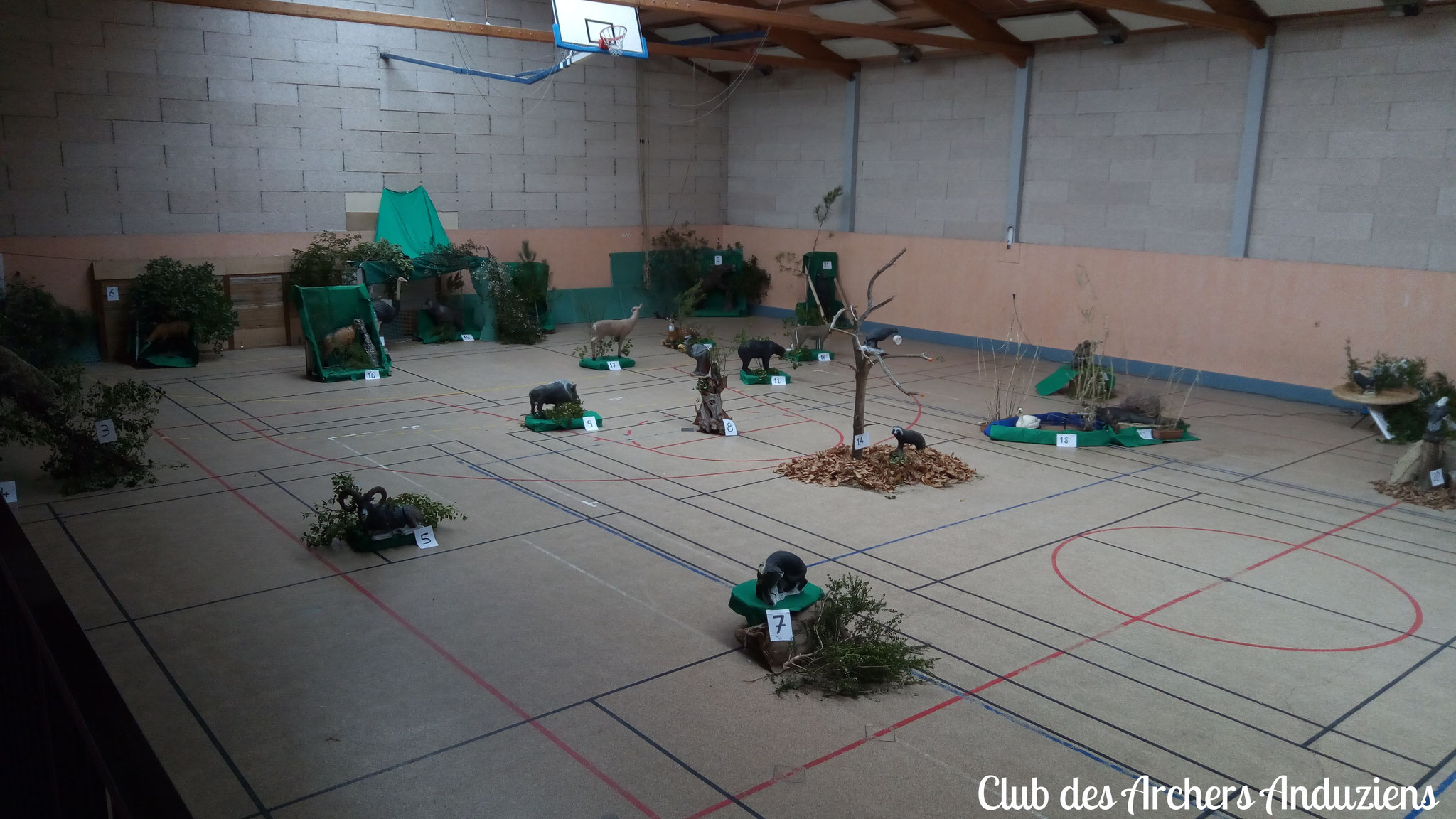 3D Indoor - Anduze 2018 (P4)